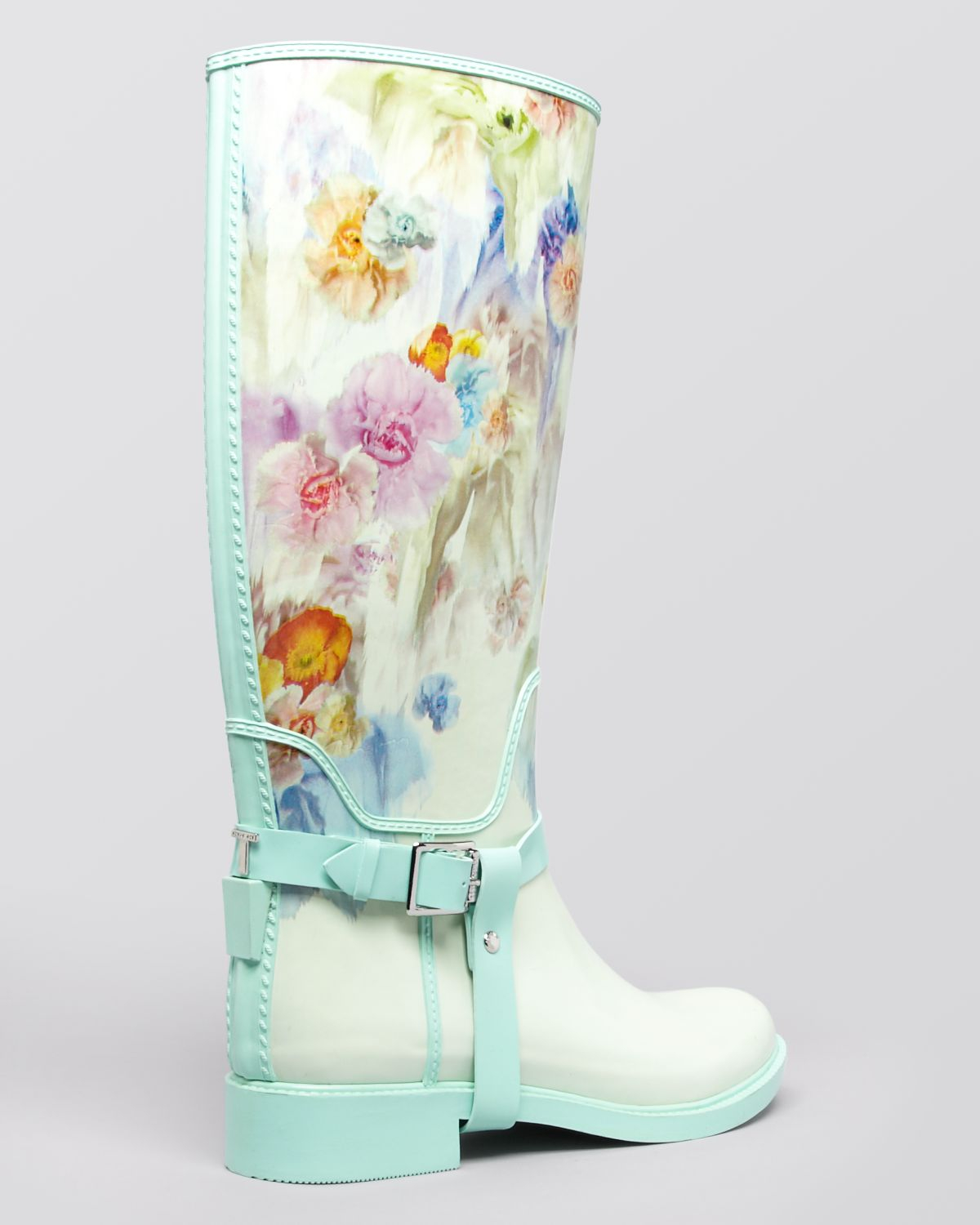 Lyst Ted Baker Rain Boots Atiri In Green
