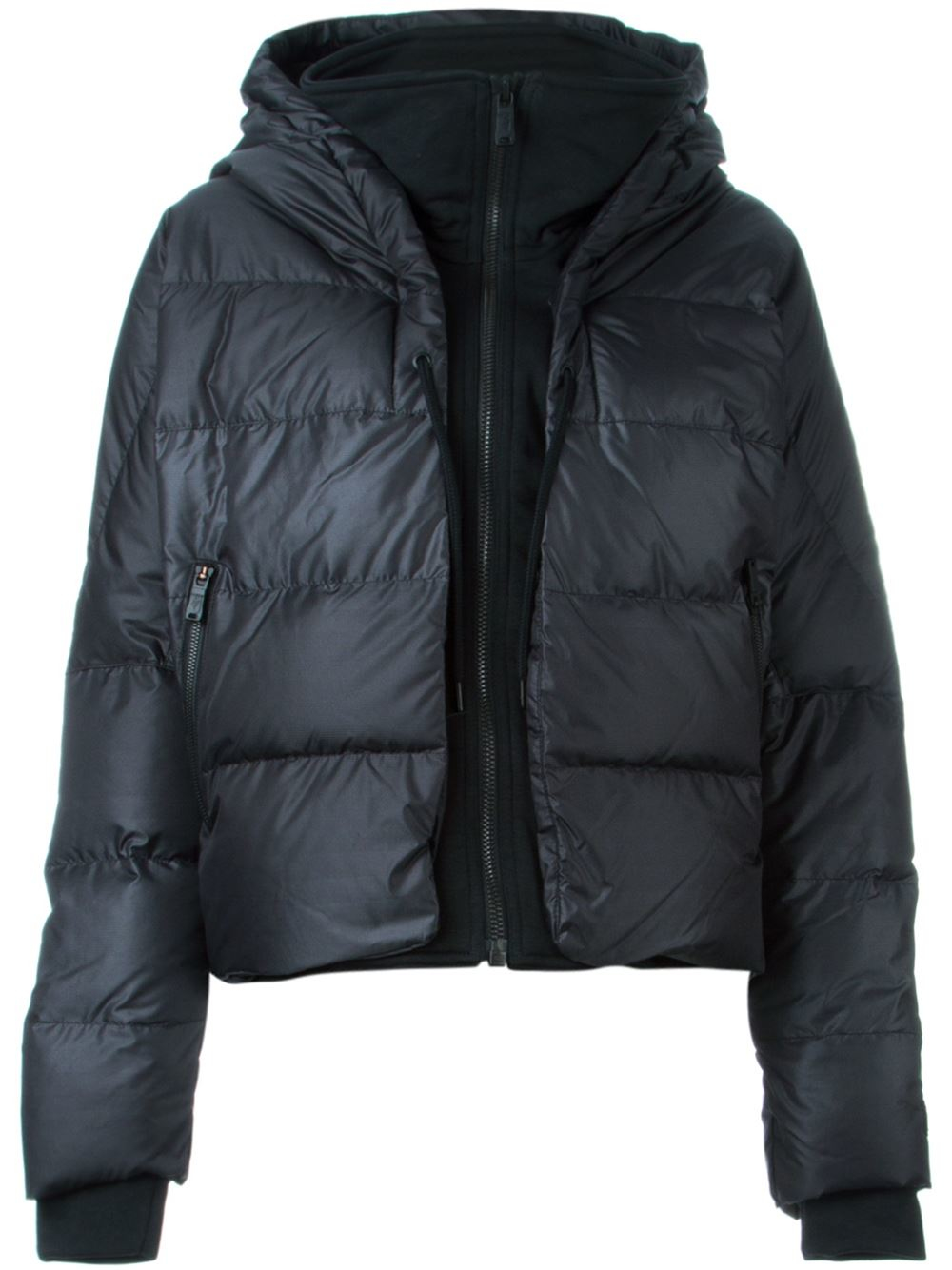 12f9a0ede3d2 Lyst - Nike  uptown 550  Padded Jacket in Black