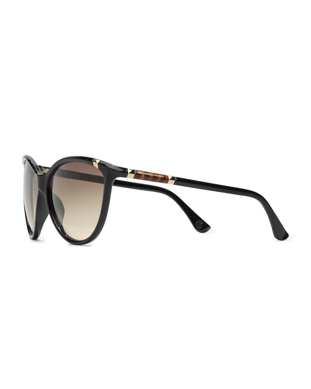 Michael Kors Camila Soft Cateye Sunglasses In Red For Men