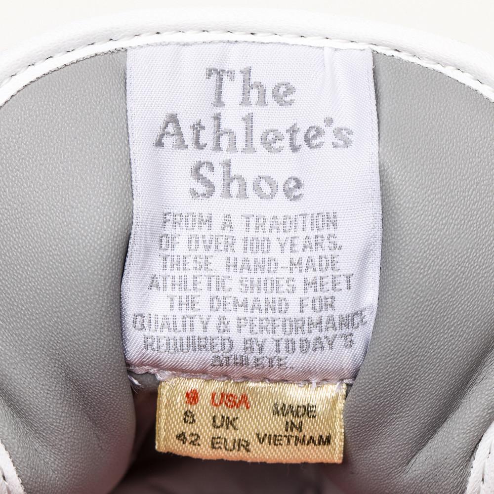 the athlete's shoe reebok