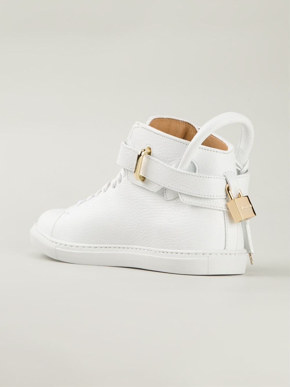 Buscemi padlock high tops cheap outlet store dYG1Ep
