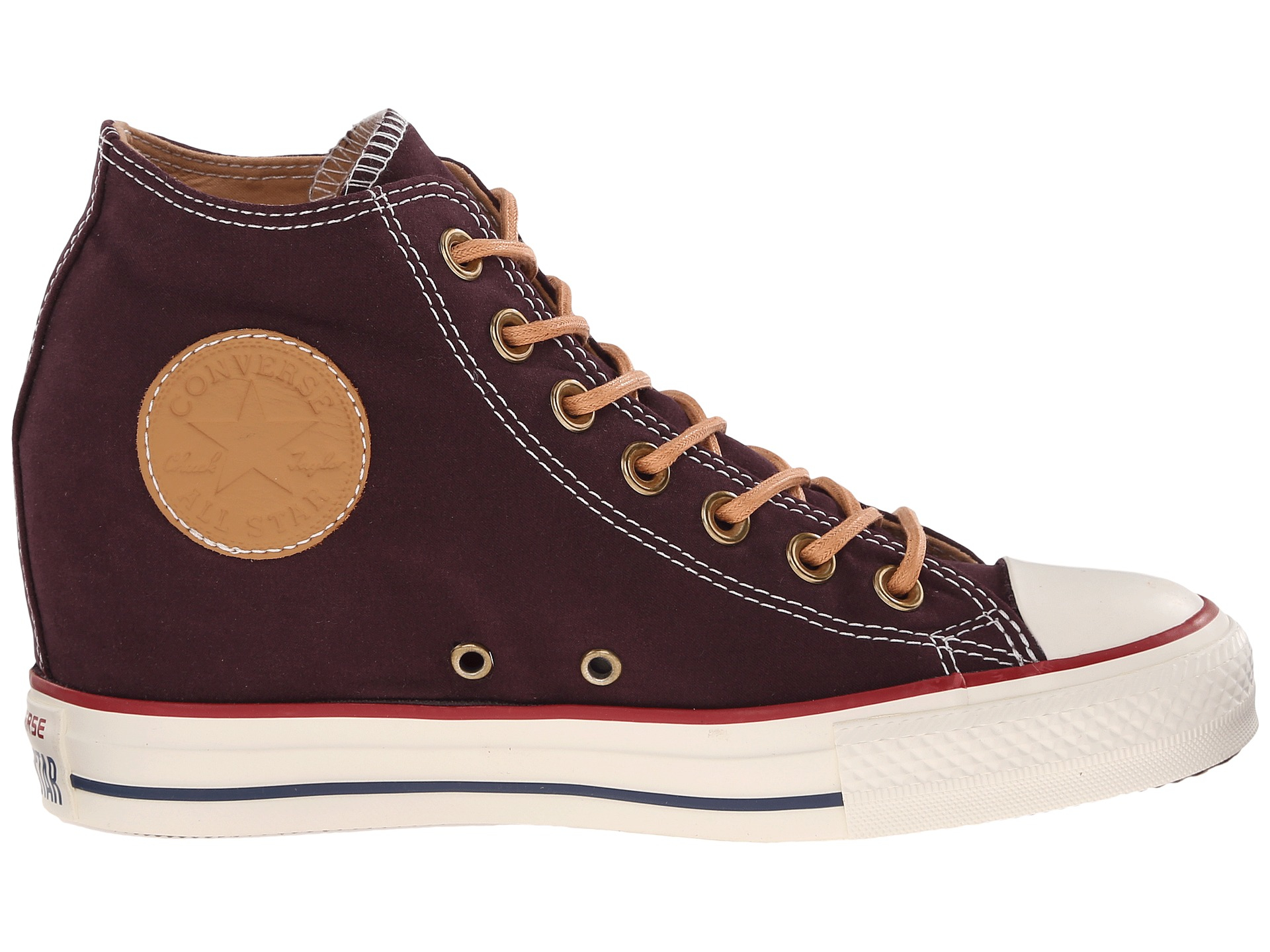 5653903f61a Gallery. Previously sold at  Zappos · Women s Converse Chuck Taylor ...