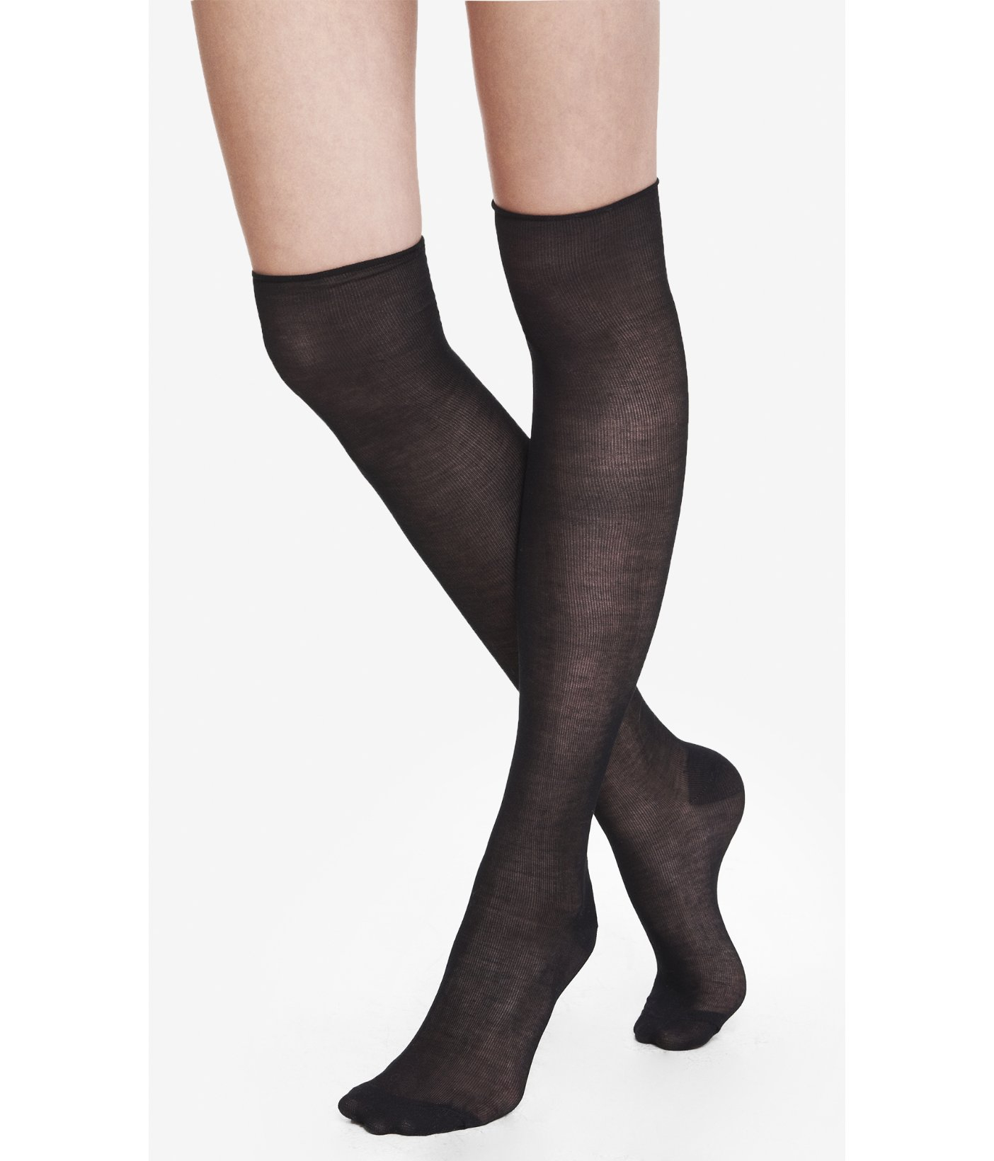 Muk Luks Women's Black Cable Knit Over the Knee Socks Black OSFM. Sold by fabulousdown4allb7.cf + 1. $ $ - $ TOPS New Women Knit Over Knee Long Boot Thigh-High Warm Socks. Sold by Top Selling. $ $ Luxury Divas Thin Knit Thigh High Over The Knee Socks. Sold by .