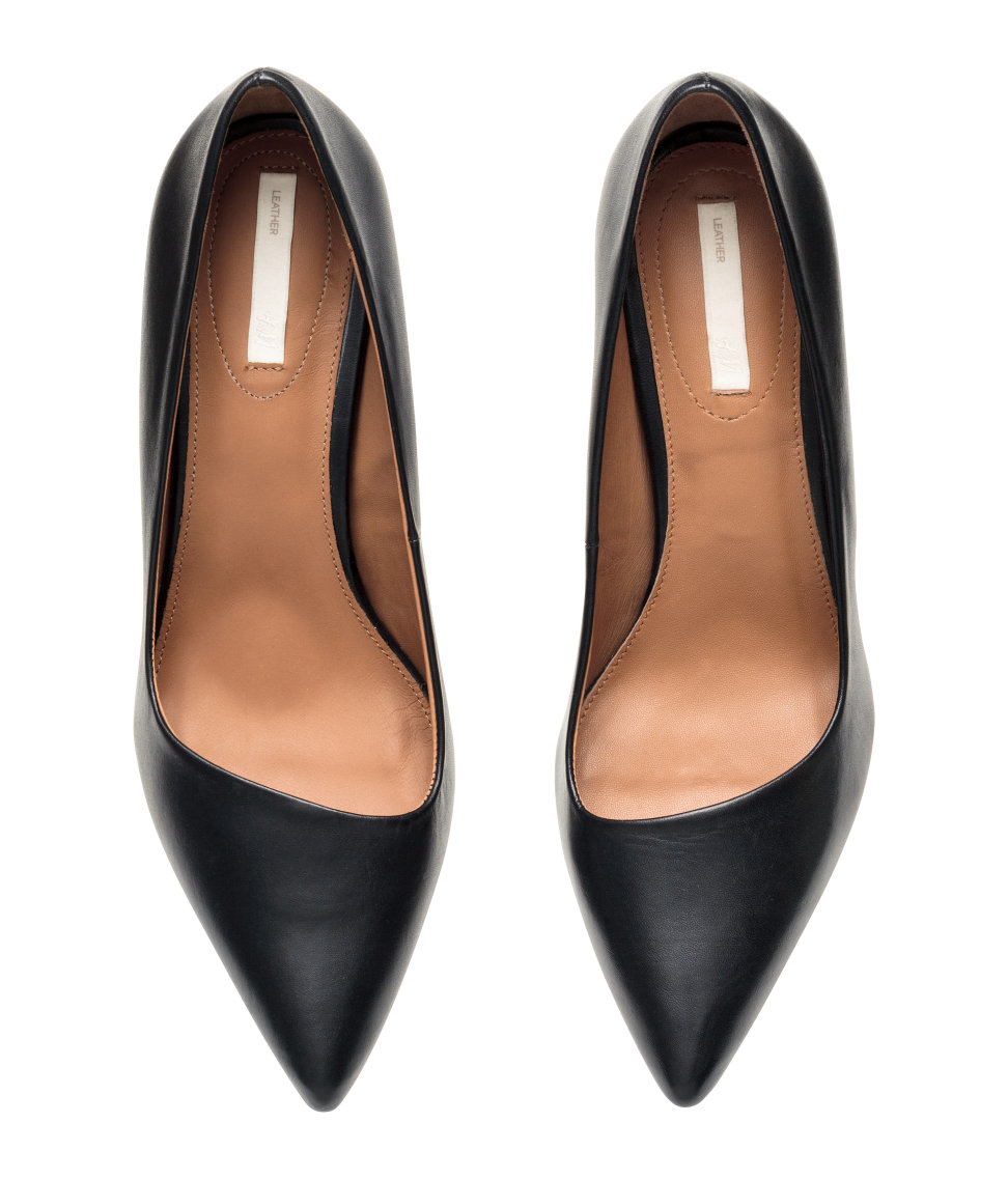 leather court heels outlet online e022a