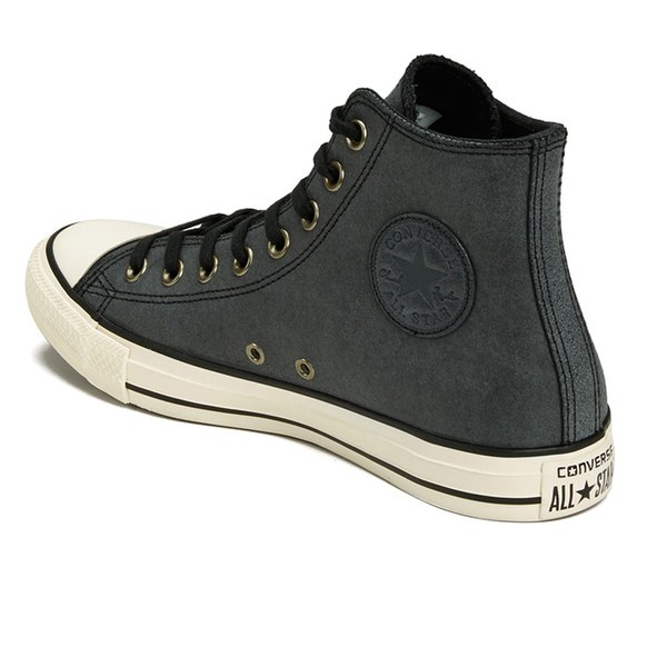 e3bfb58b6a1 ... low top sneaker black white 31886 351a1  inexpensive converse mens  chuck taylor all star vintage leather hi top trainers 5a809 53264