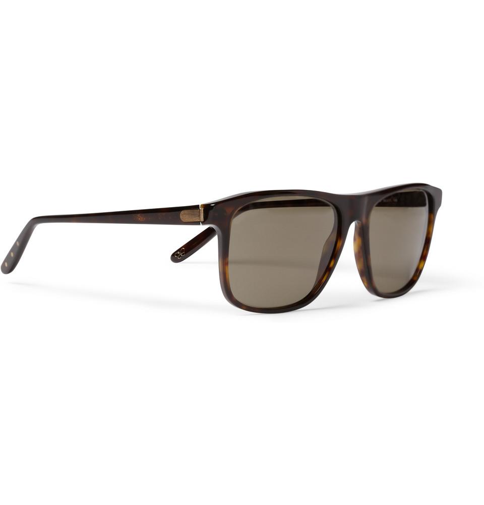Square-frame Metal Sunglasses Bottega Veneta 5Y3mehIqnF