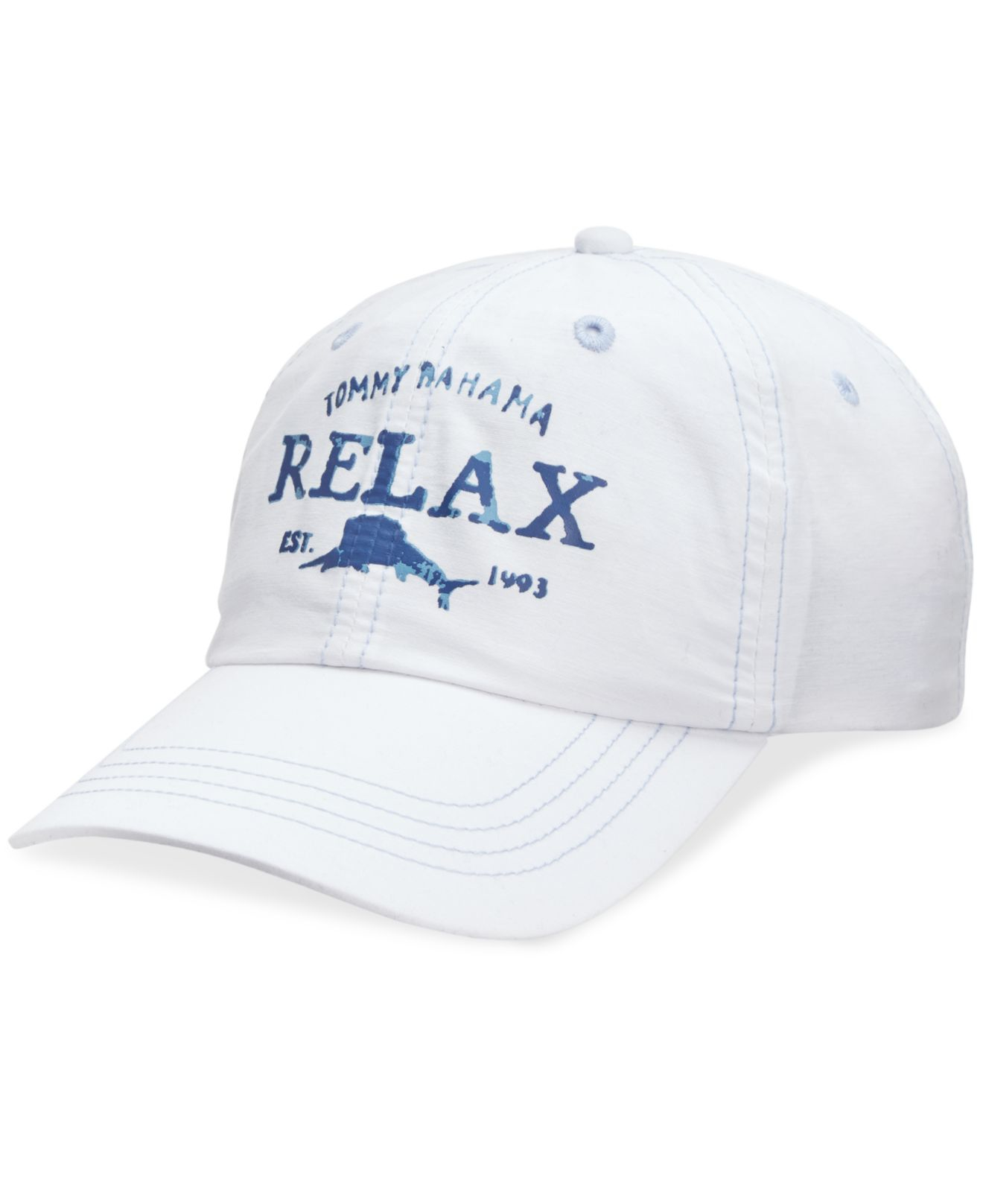 Lyst - Tommy Bahama Men s Swim Shady Cap in White for Men c9c8c753e50