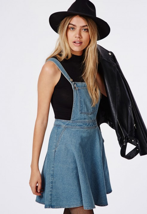 Image result for dungaree dress