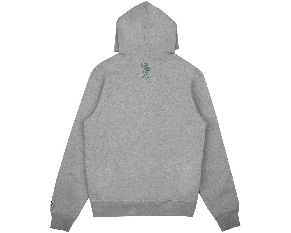 BBCICECREAM Cotton Palm Embroidered Popover Hood - Heather Grey in Grey for Men