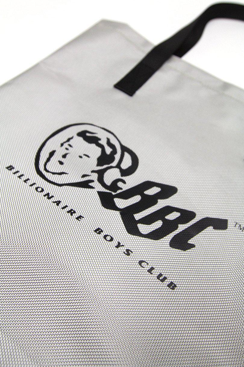BBCICECREAM Bbc X Nw Tote Bag in Grey