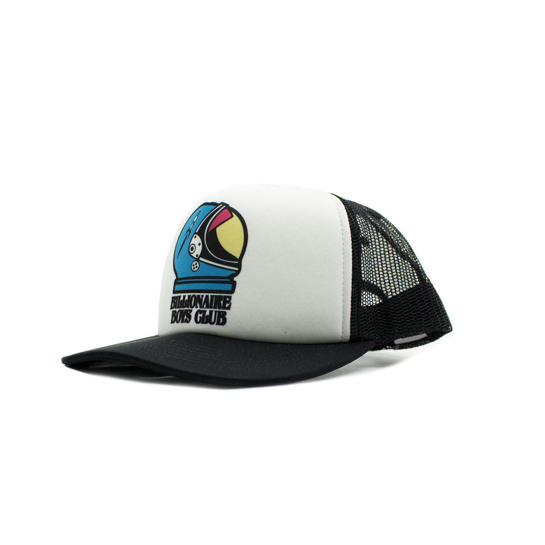 129536caebc BBCICECREAM Apollo Trucker Hat in Black for Men - Lyst