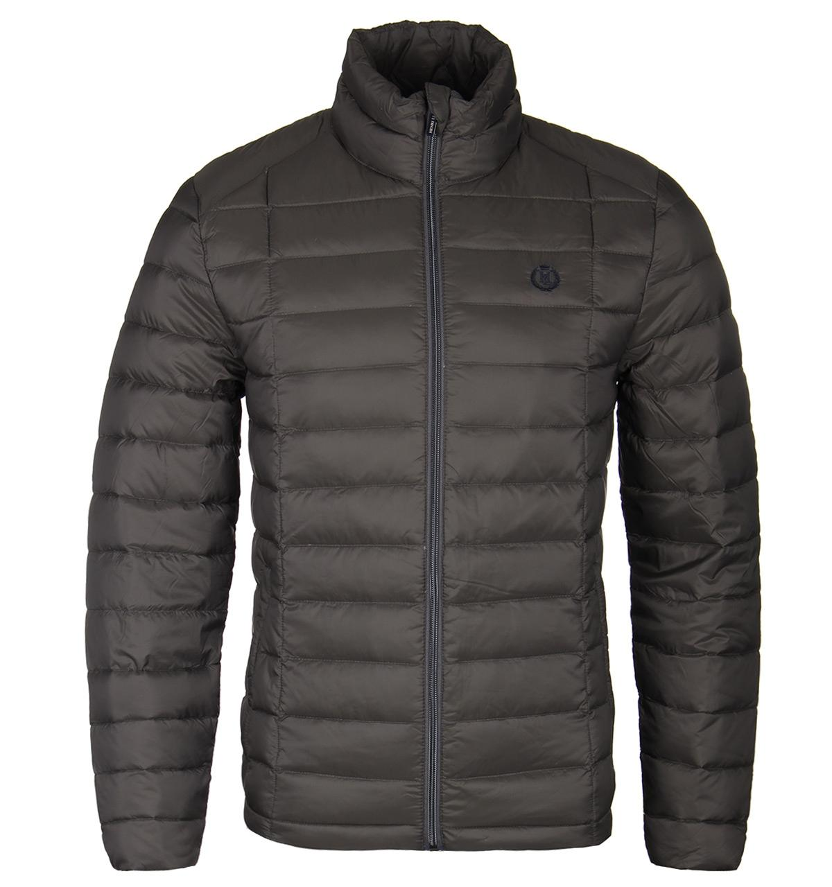 Henri Lloyd Olive Green Cabus Lightweight Down Jacket In