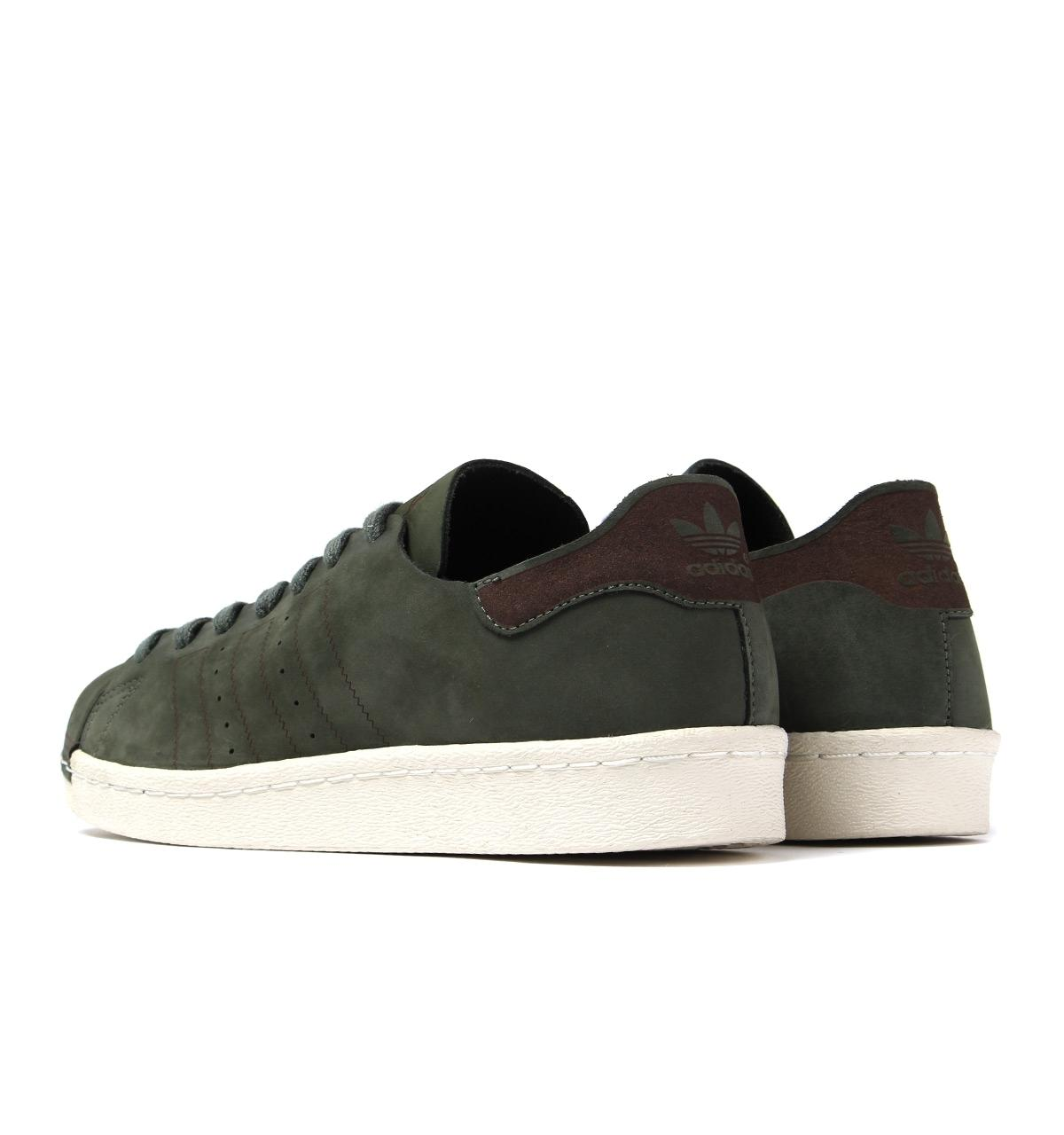 look good shoes sale best sell half off Superstar 80s Decon Olive Green Trainers