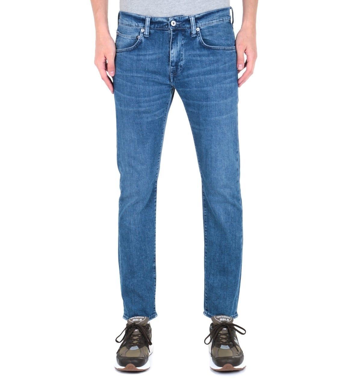 Edwin ED-55 Regular Tapered Jeans CS Night Blue Denim Rinsed