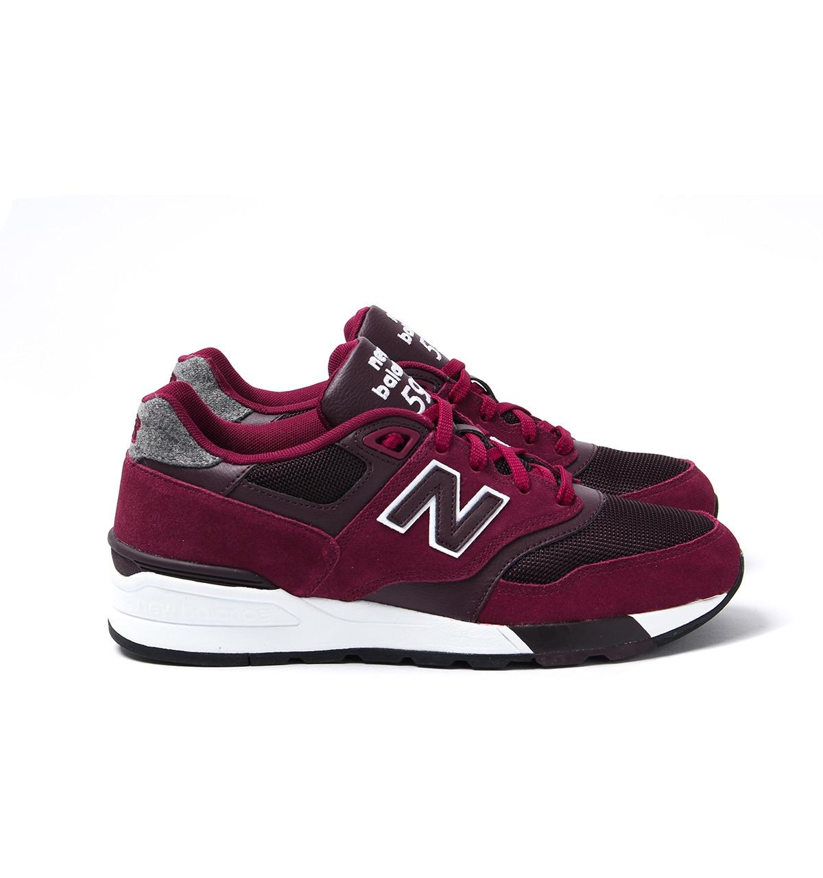 new balance 597 rossa