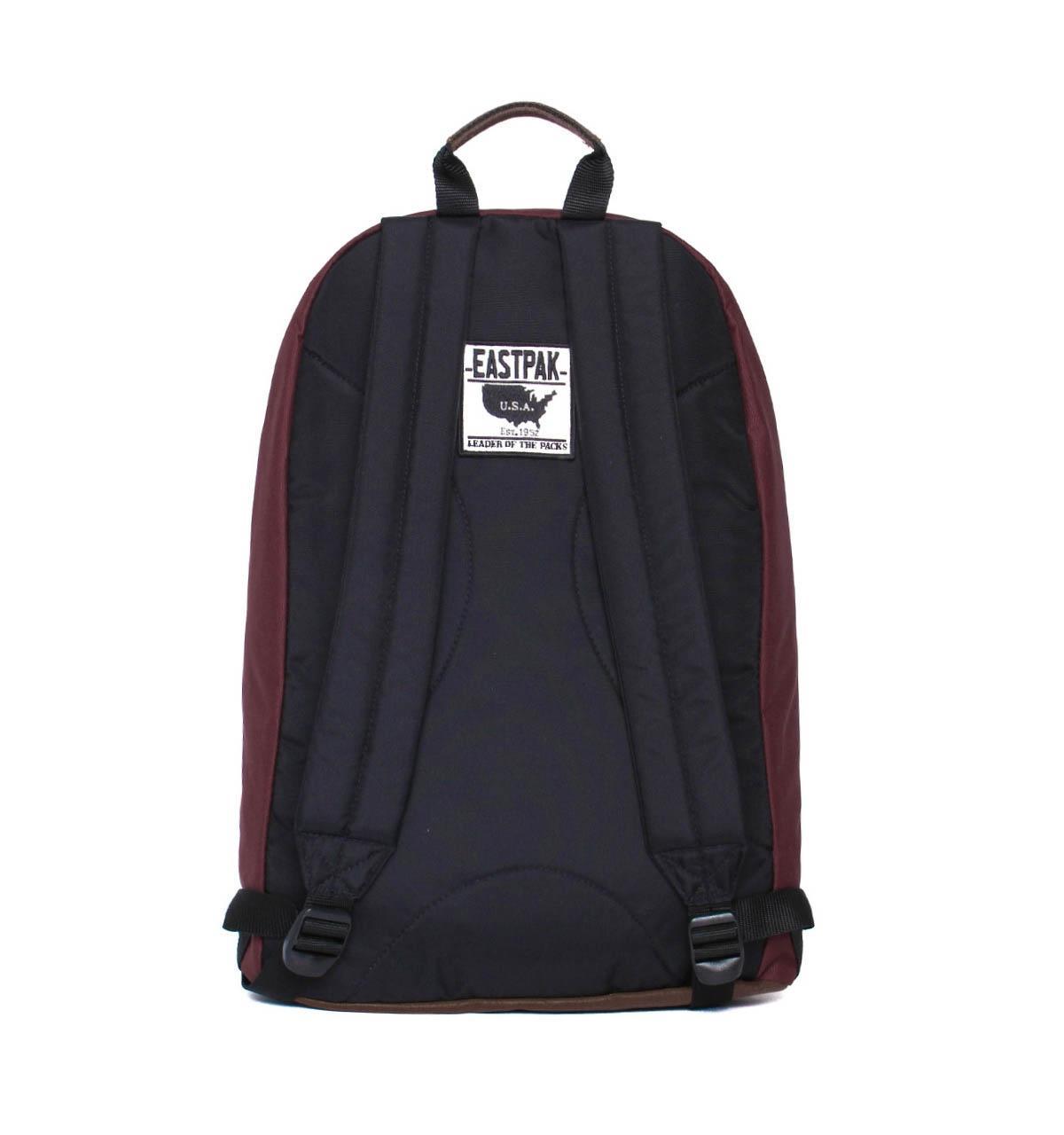 Eastpak Merlot Red Out Of Office 27l Backpack for Men