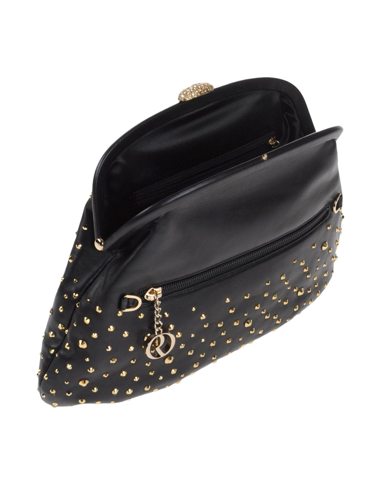 Rodo Handbag in Black - Lyst