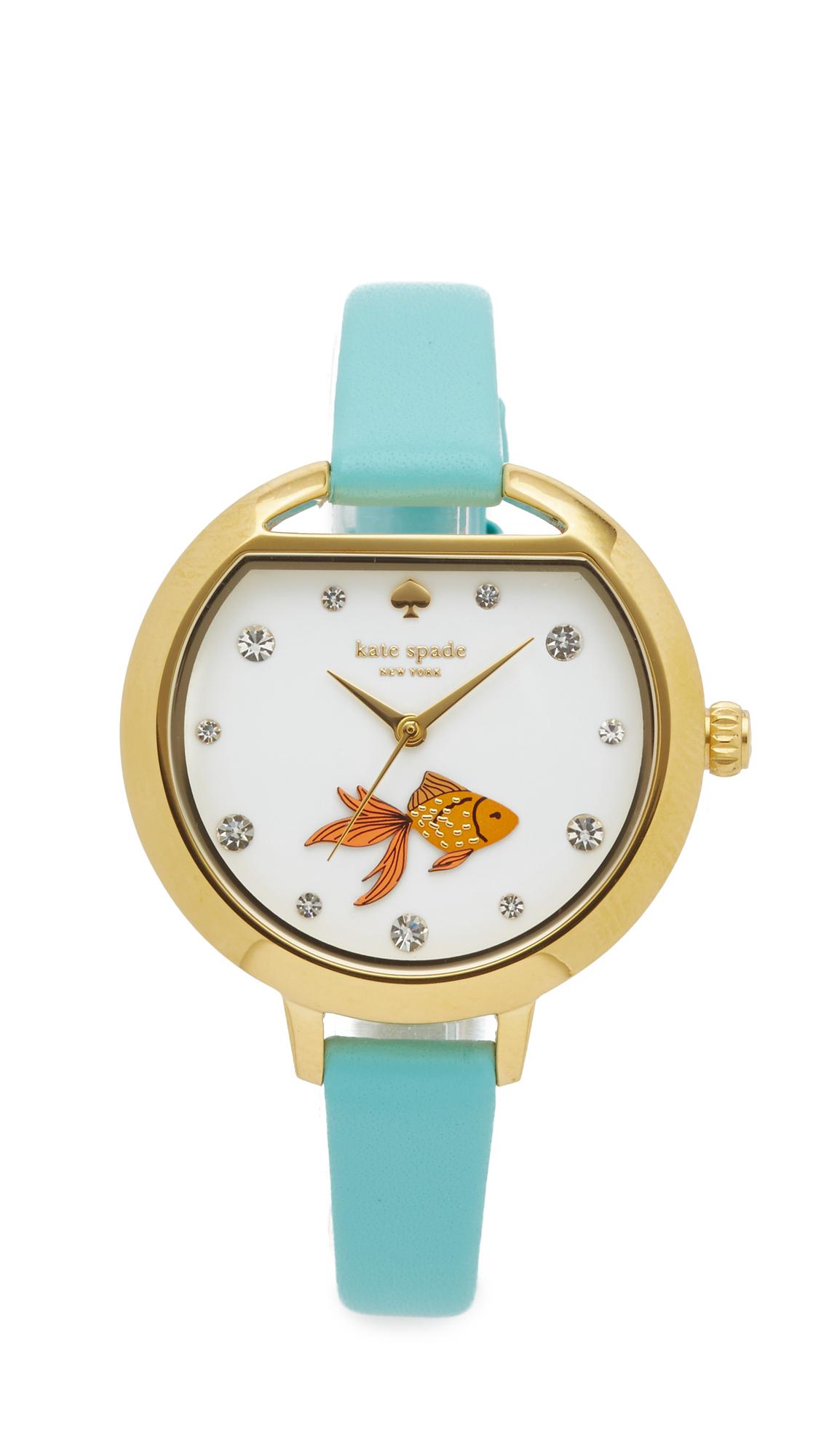 6050547ce Kate Spade Novelty Watch - Lyst