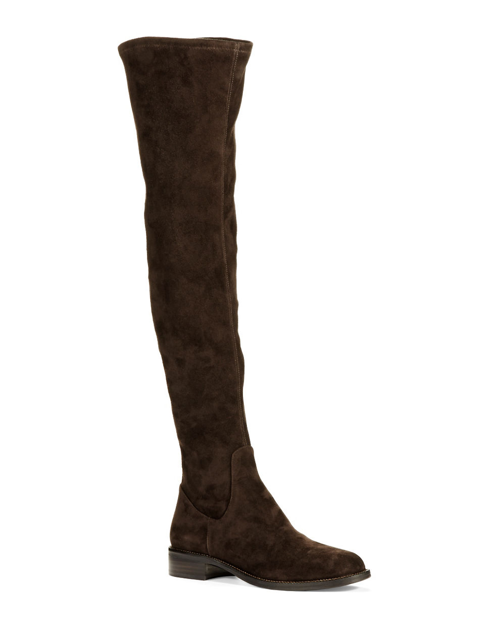 via spiga boni the knee boots in brown lyst