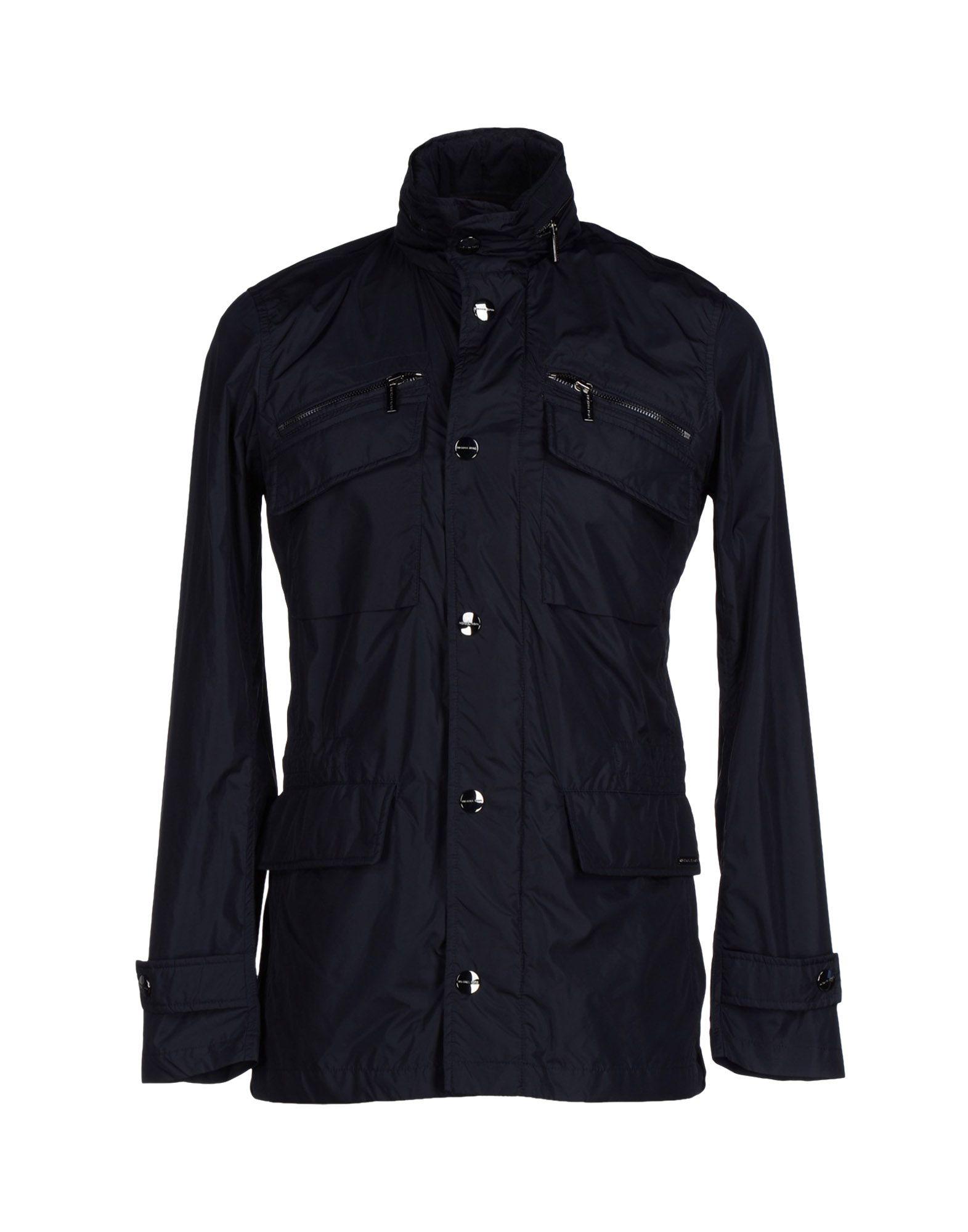 michael kors jacket in blue for men lyst. Black Bedroom Furniture Sets. Home Design Ideas