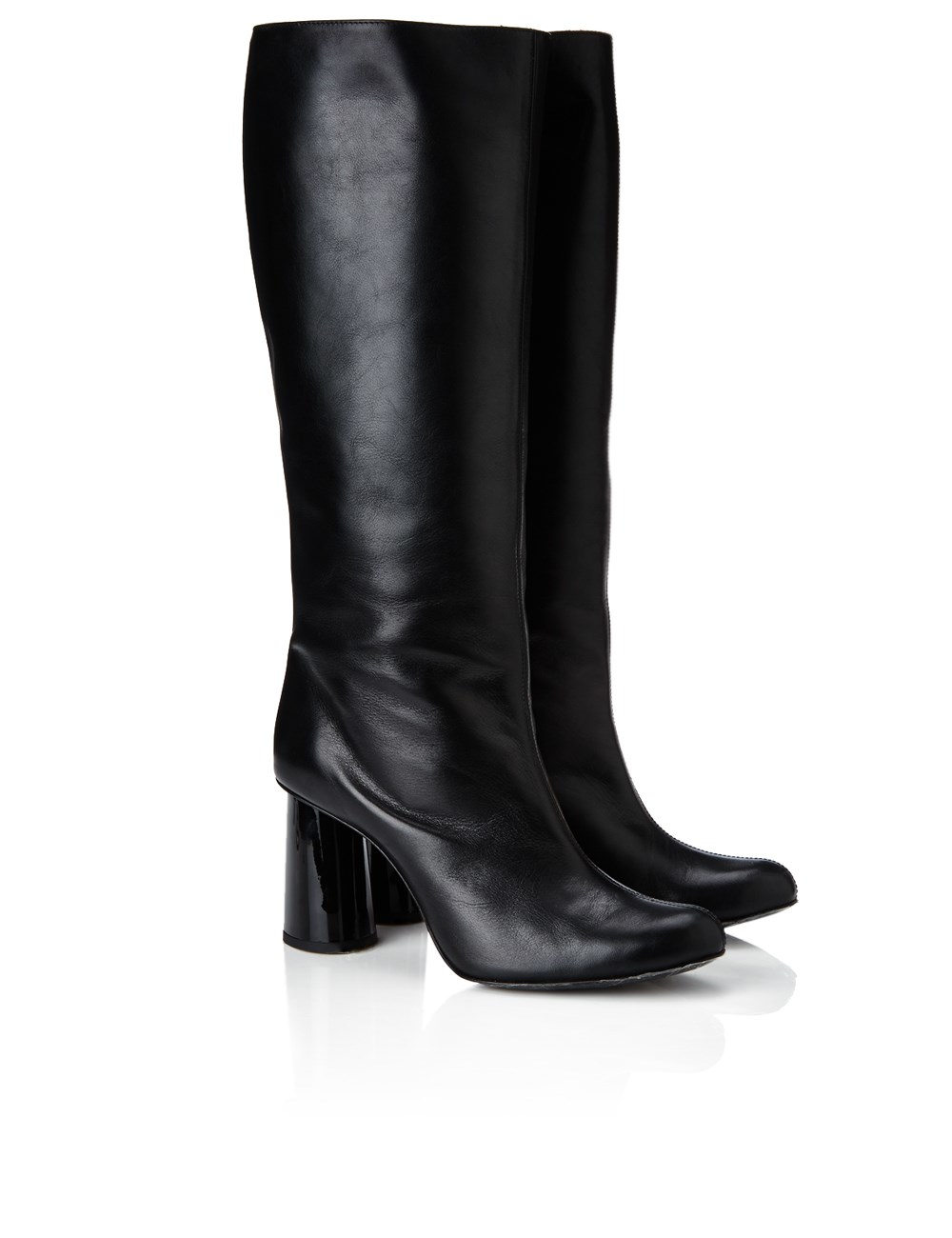 Long Boots. Get set for cold weather in a stylish pair of long boots. Great for matching to all the pieces in your fall and winter wardrobe, these shoes are essentials!