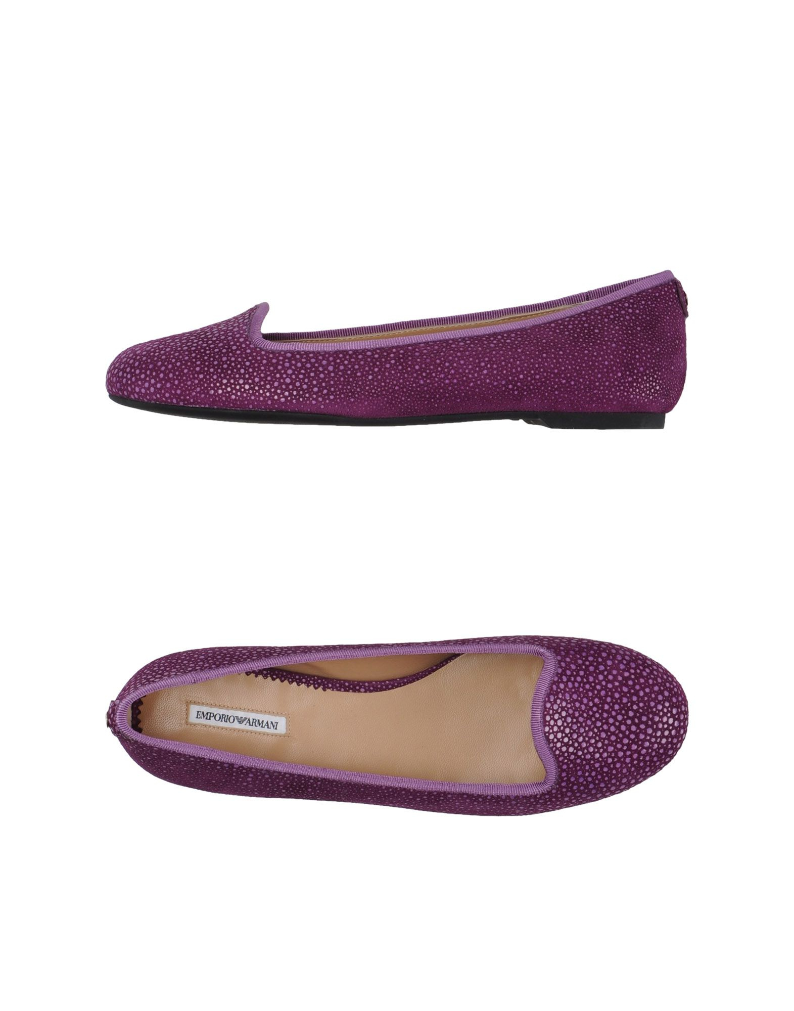 Studded Purple Ballet Flats IMPORTANT: JavaScript seems to be disabled in your web browser. Our site will probably work without it but you'll find it easier navigating with JavaScript on.