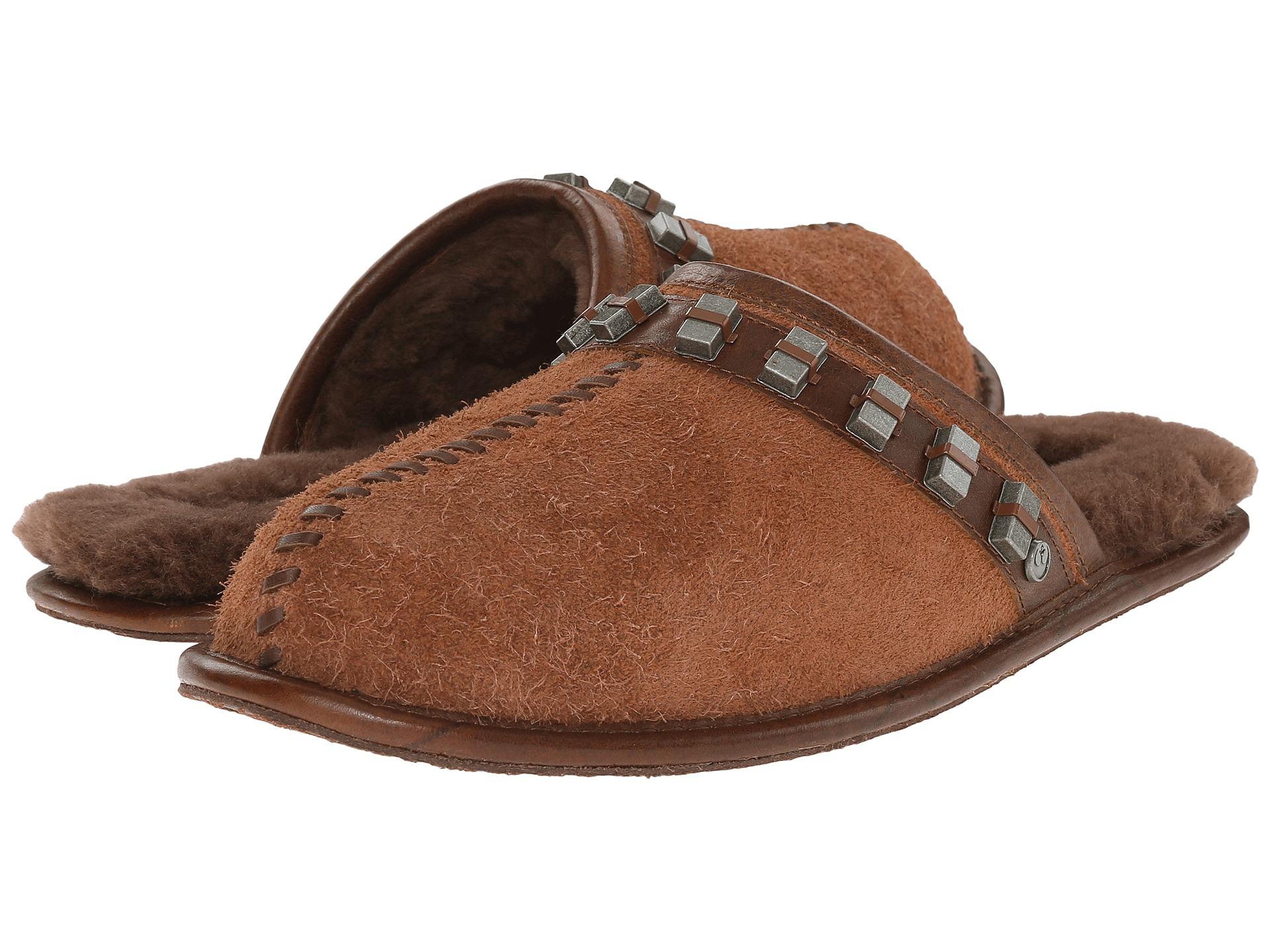7b12009a06c Men's Brown Chewbacca Scuff Deco