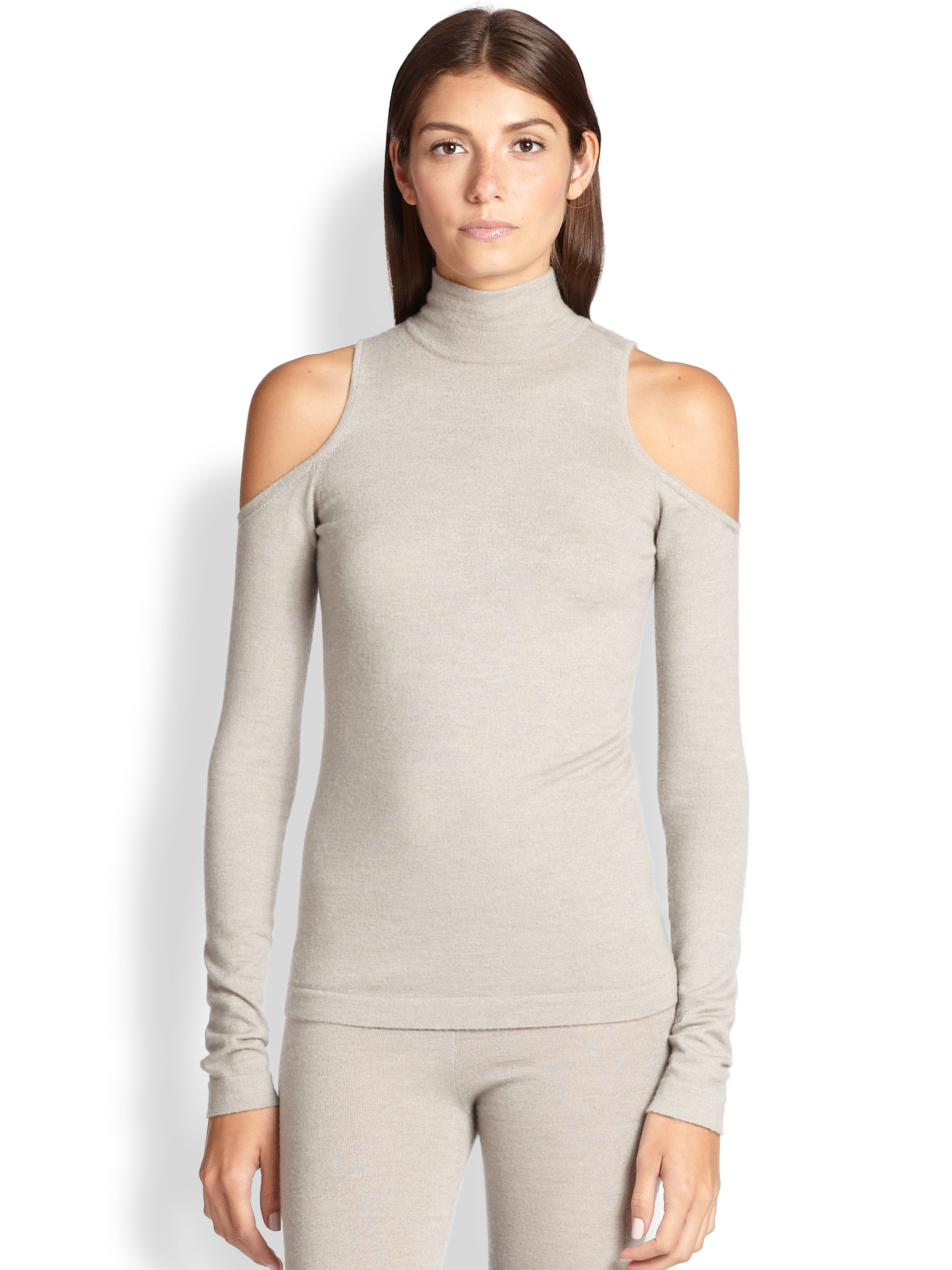 Turtleneck Sweater Womens