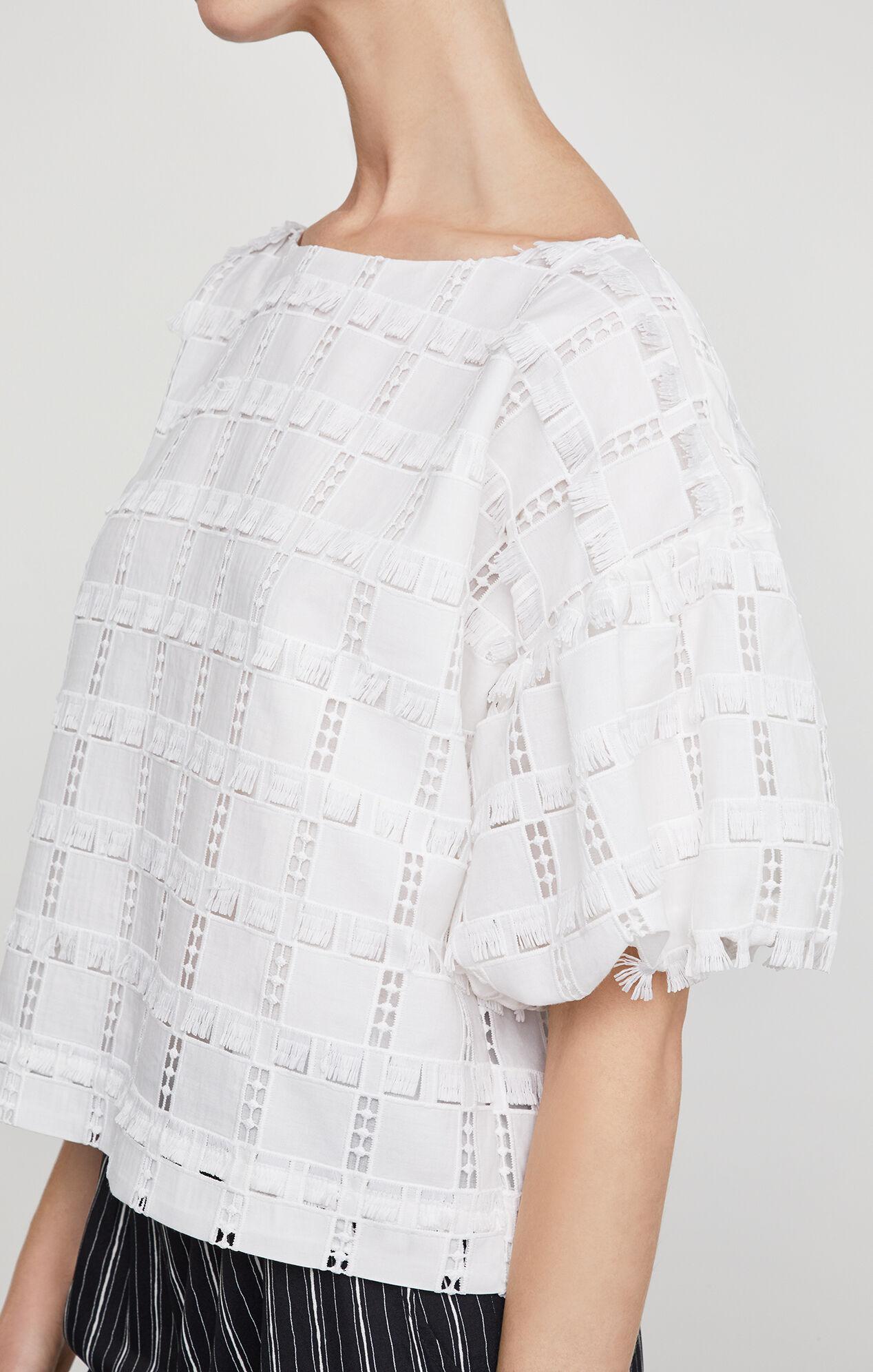BCBG Generation NEW White Ivory Womens Size 8 Pleat-Front Palazzo Skort $88 010