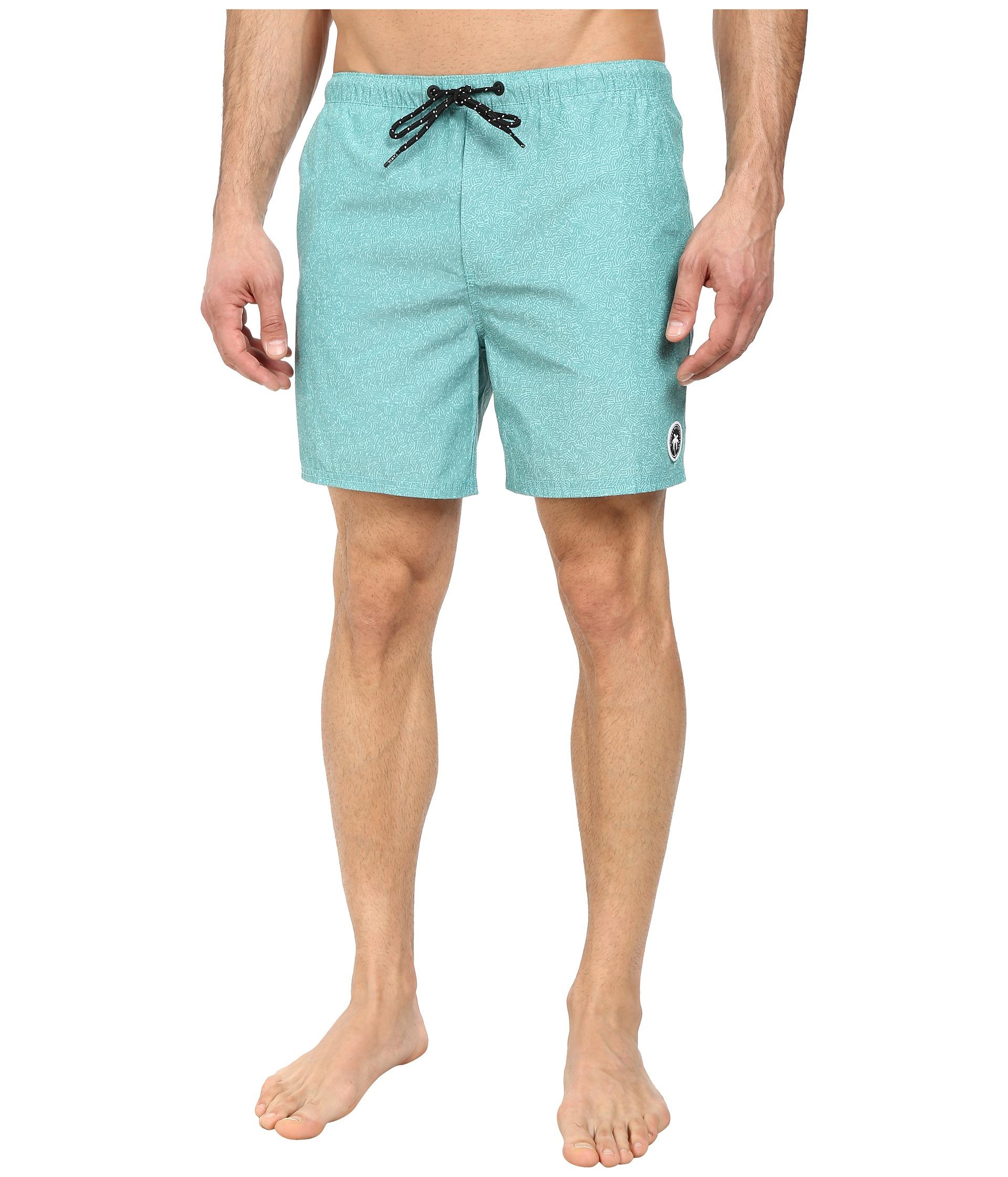 3a4d524c52 Tavik Belmont Boardshort in Blue for Men - Lyst