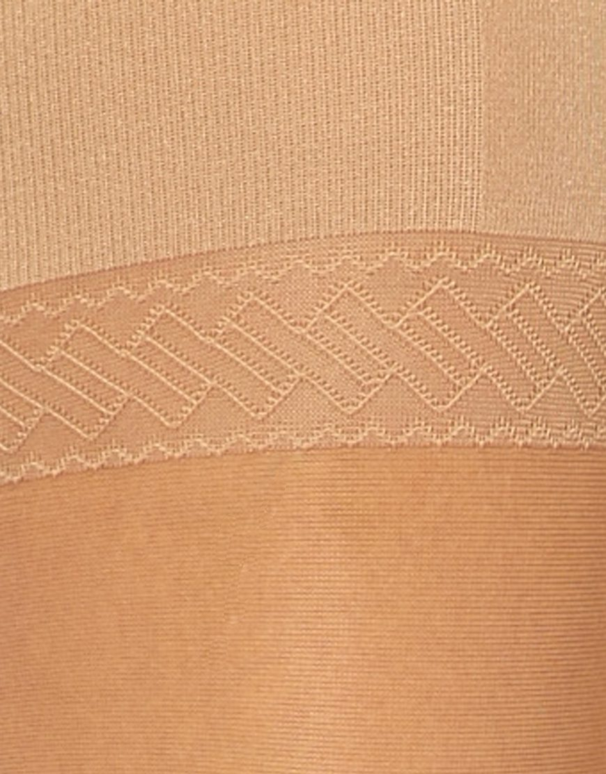 Wolford Synergy 20 Push Up Tights in Natural