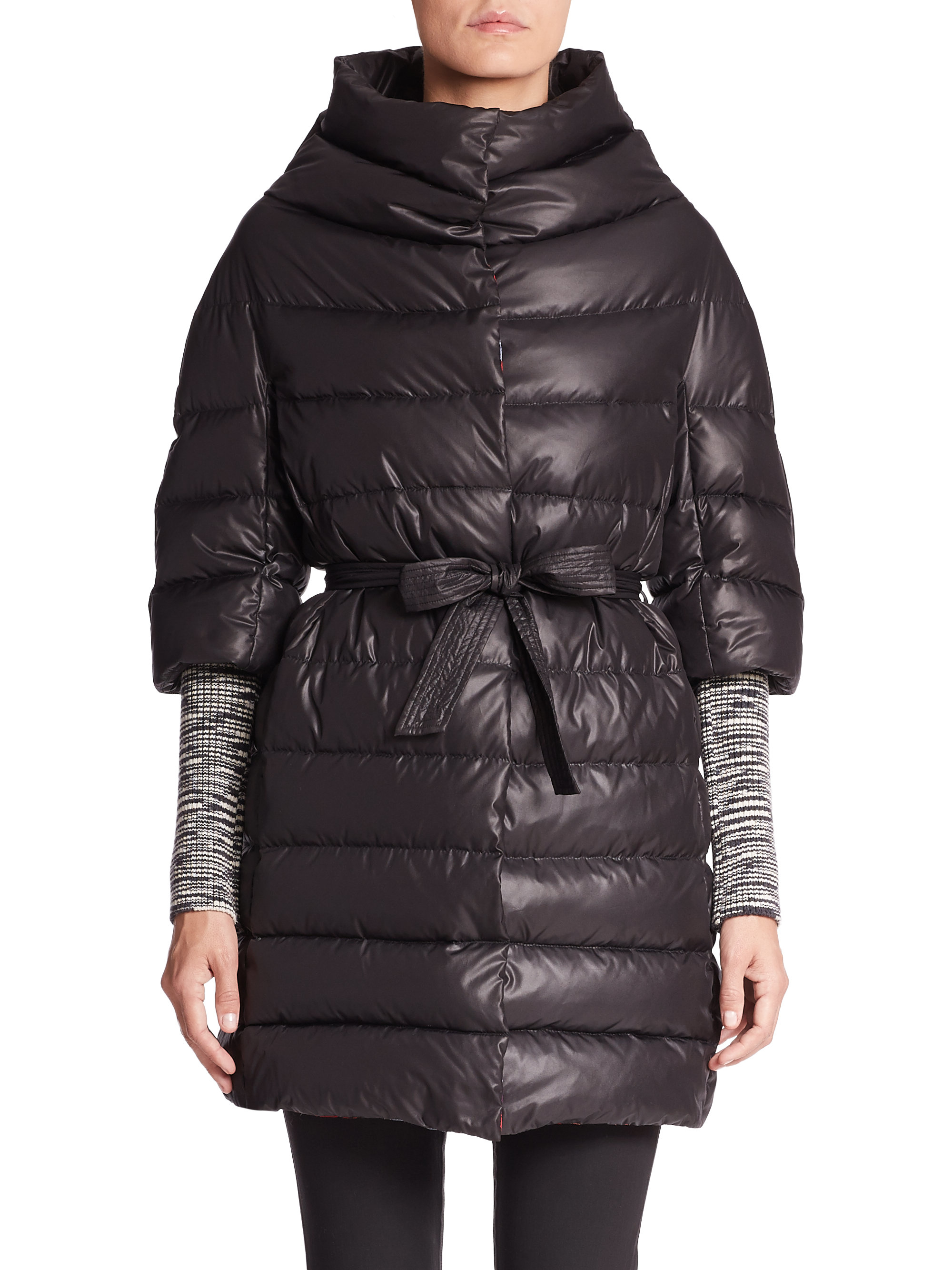 Designer Quilted Coats Burberry Brit Quilted Trench Coat