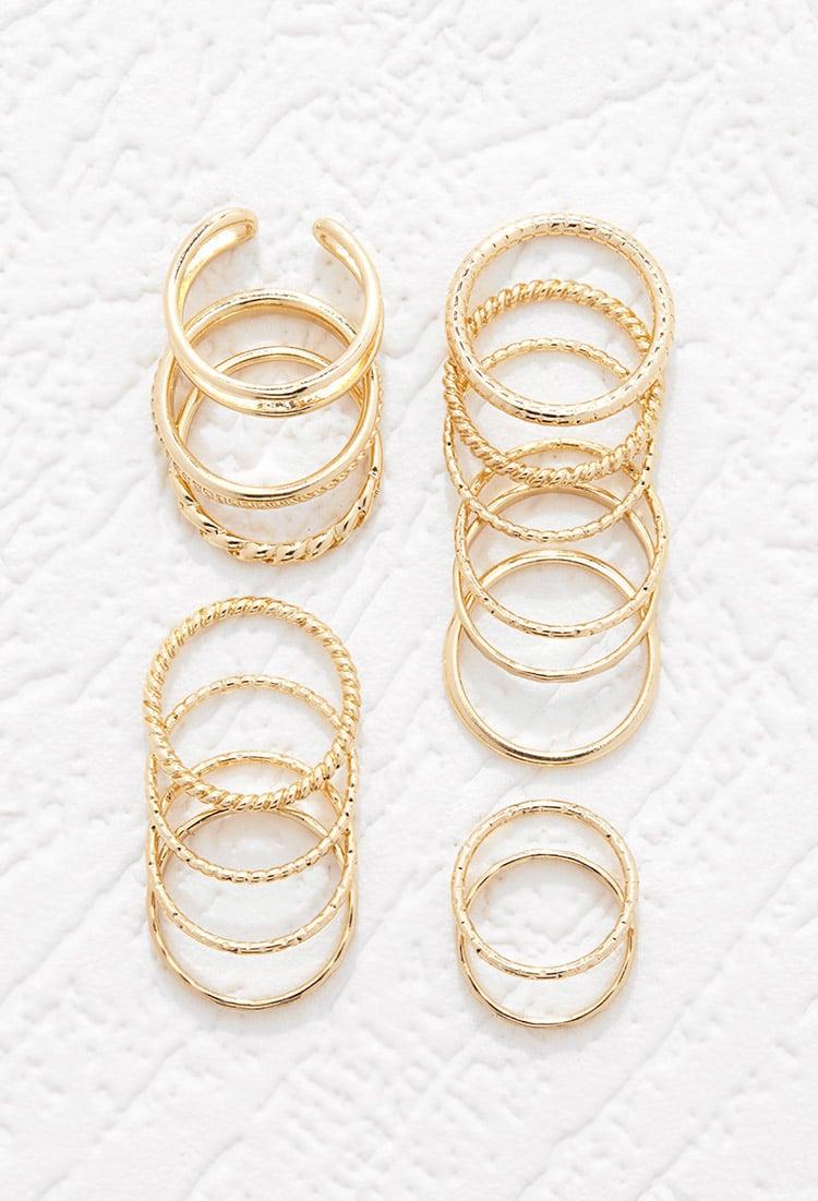 Midi Finger Rings Forever