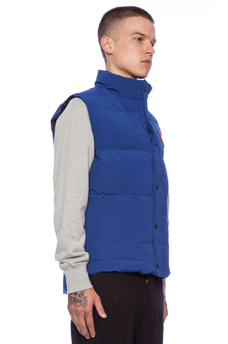 Canada Goose Freestyle Vest In Blue For Men Lyst