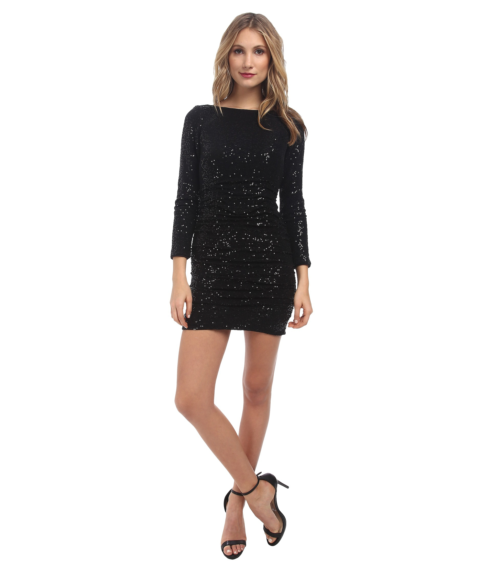 c4972851028 Cocktail Dress Long Sleeve Sequin - Gomes Weine AG
