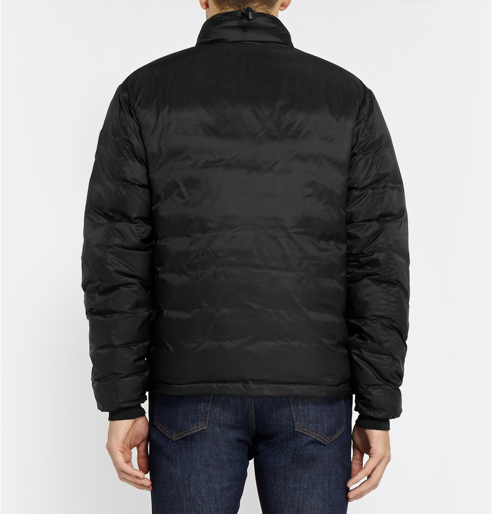 Blazers Canada: Canada Goose Lodge Packaway Quilted Down-filled Jacket In
