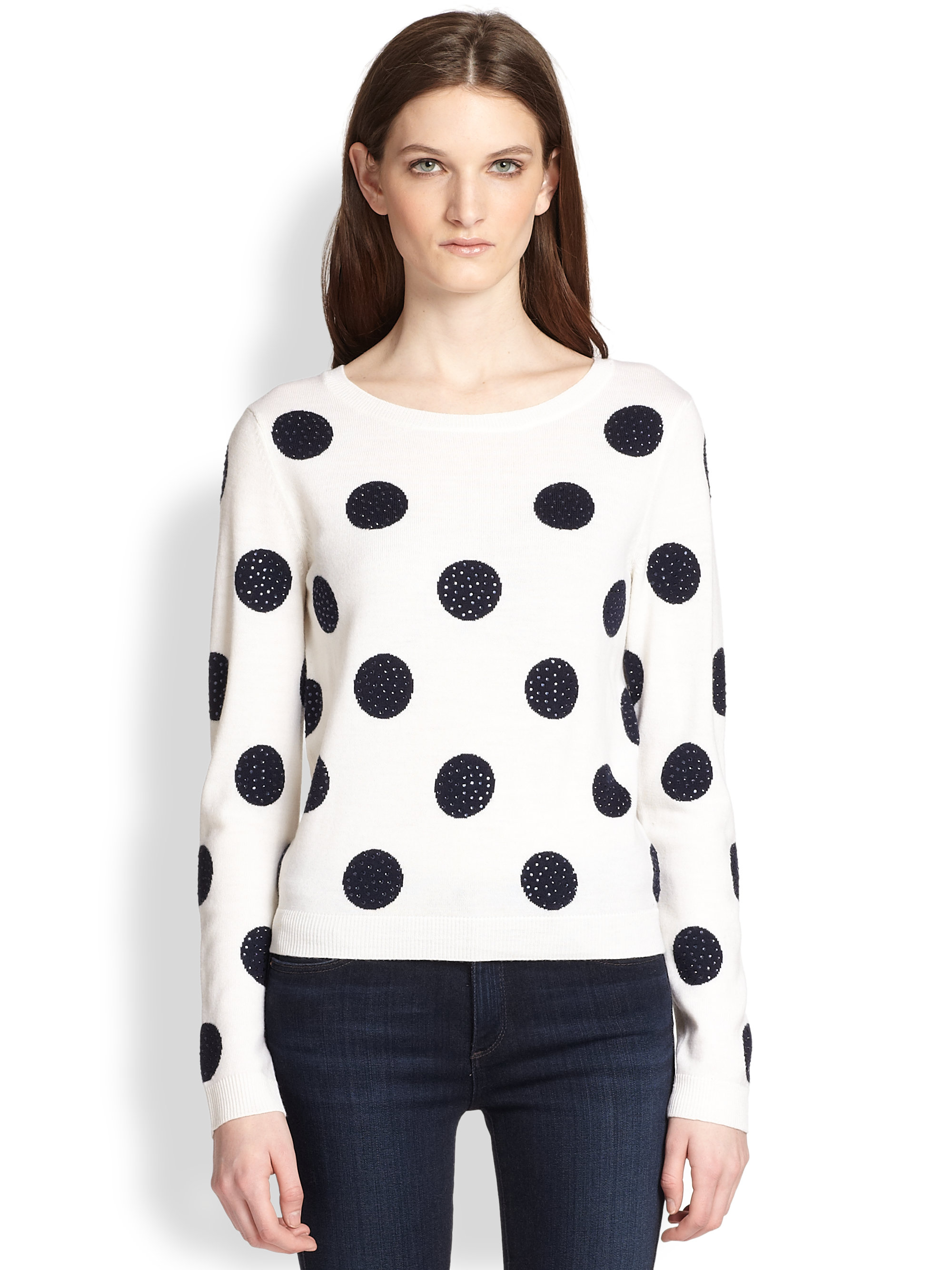 Shop for polka dot sweater at softhome24.ml Free Shipping. Free Returns. All the time.