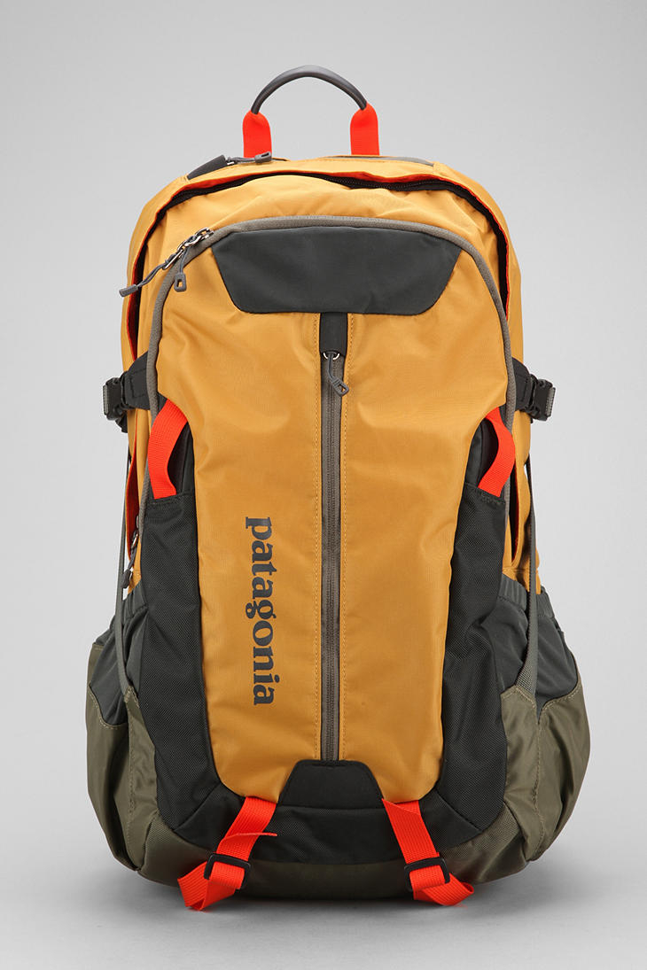 Urban Outfitters Patagonia Refugio Backpack In Yellow For