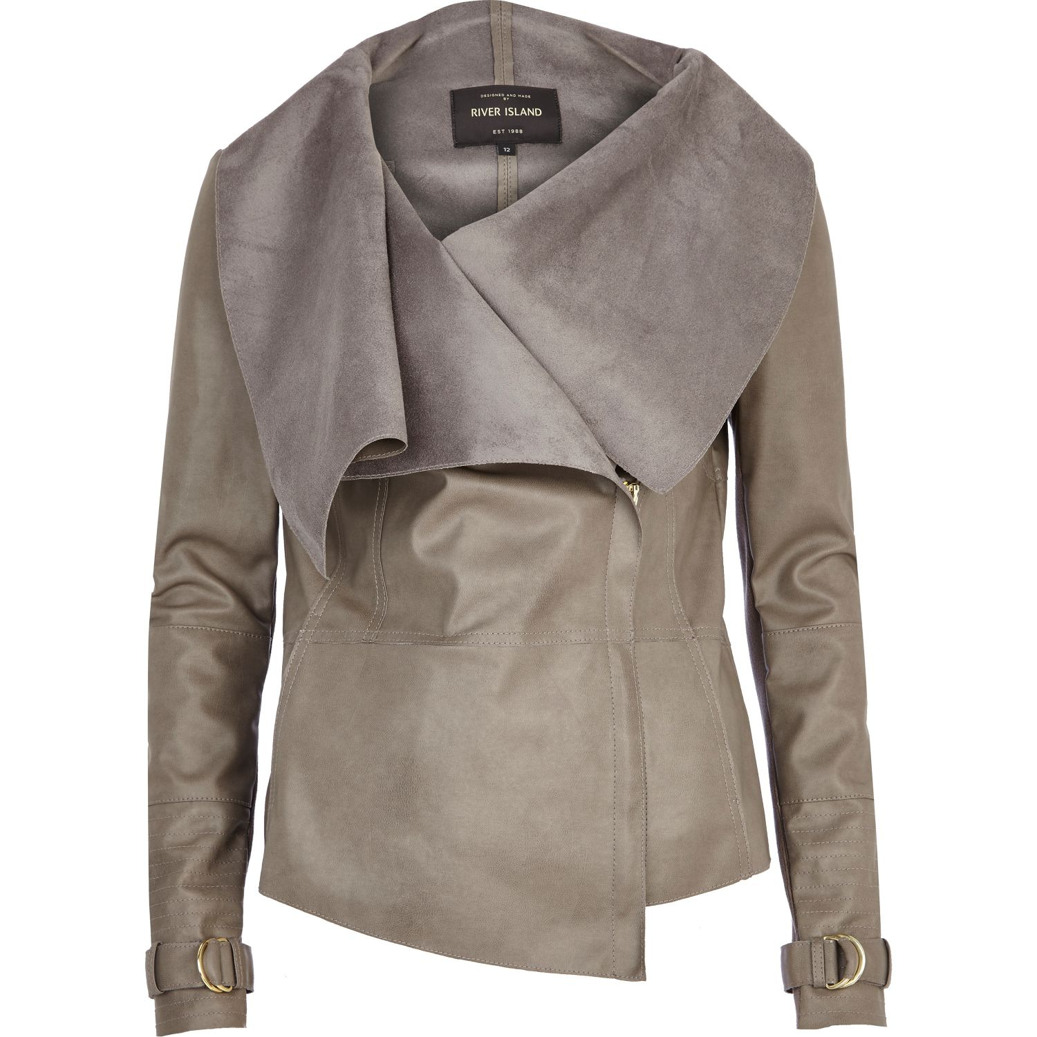 New Look Women's Waterfall Jacket out of 5 stars 10 customer reviews. Price: £ - £ & Free Returns on some sizes and colours Select Size to see the return policy for the item New Look Women's Bailey Waterfall Jacket out of 5 stars £ - £/5.