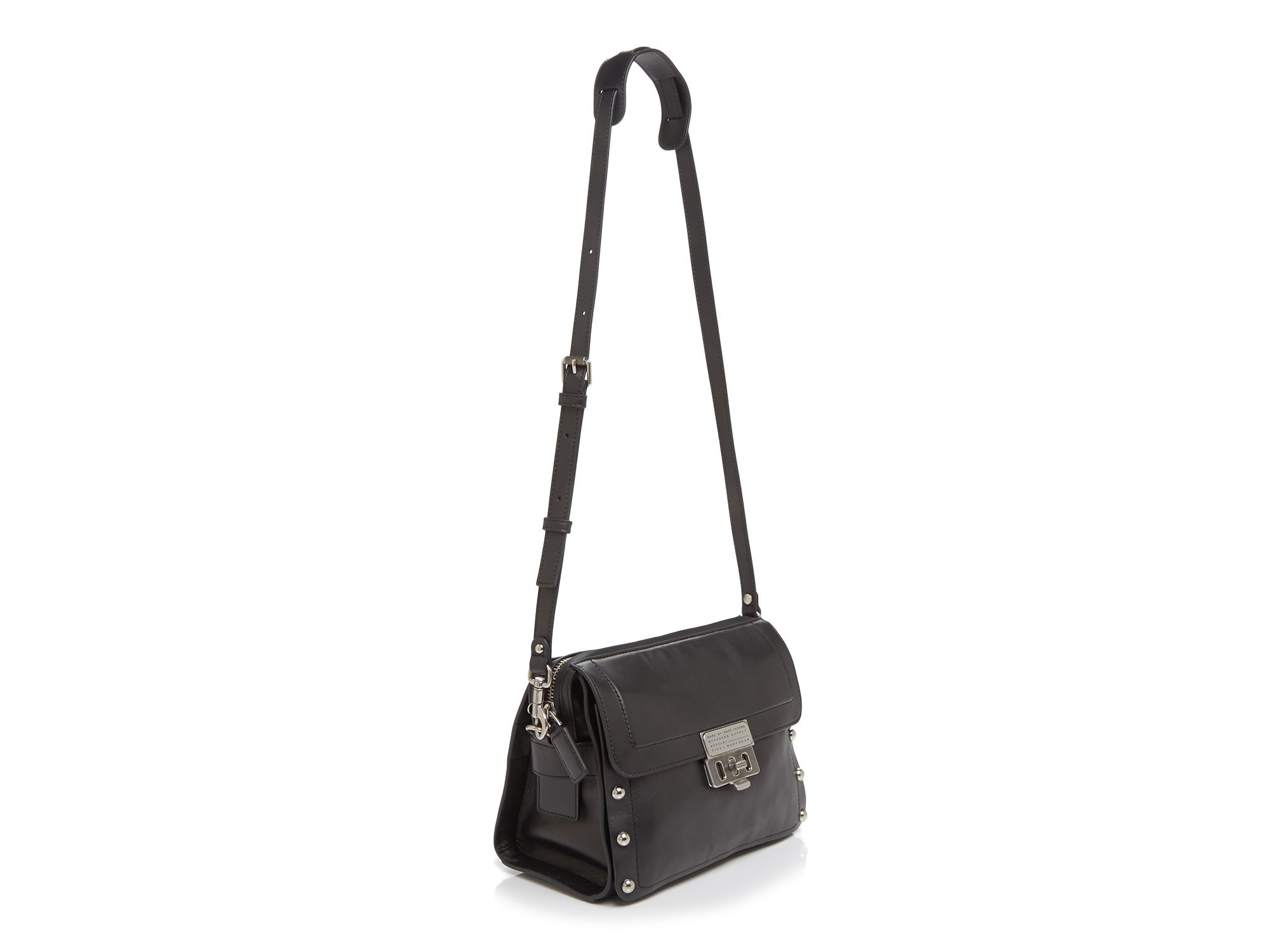 Marc By Marc Jacobs Espionage Crossbody in Black