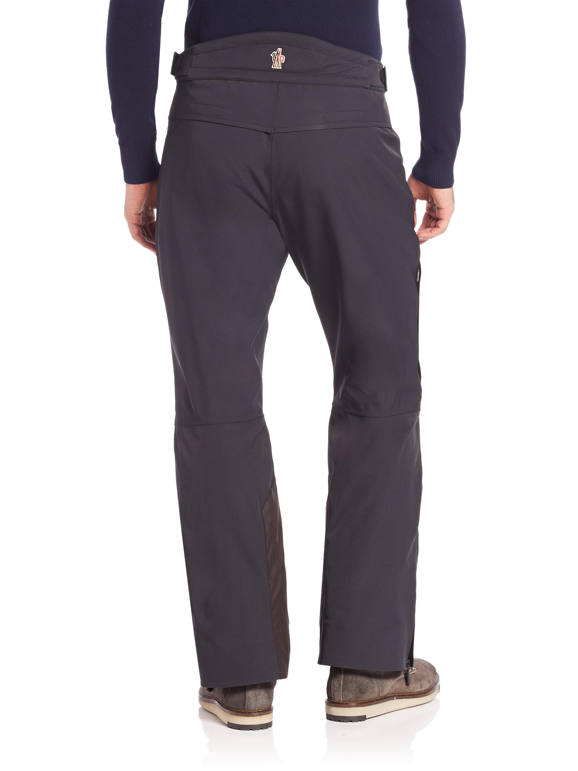 e41afbc3b2 Lyst - Moncler Ski Trousers in Blue for Men