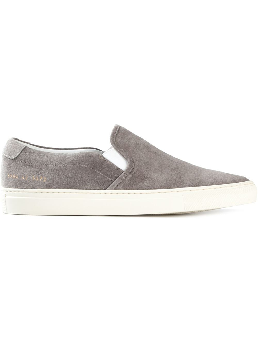 Common Projects Slip-On Sneakers in