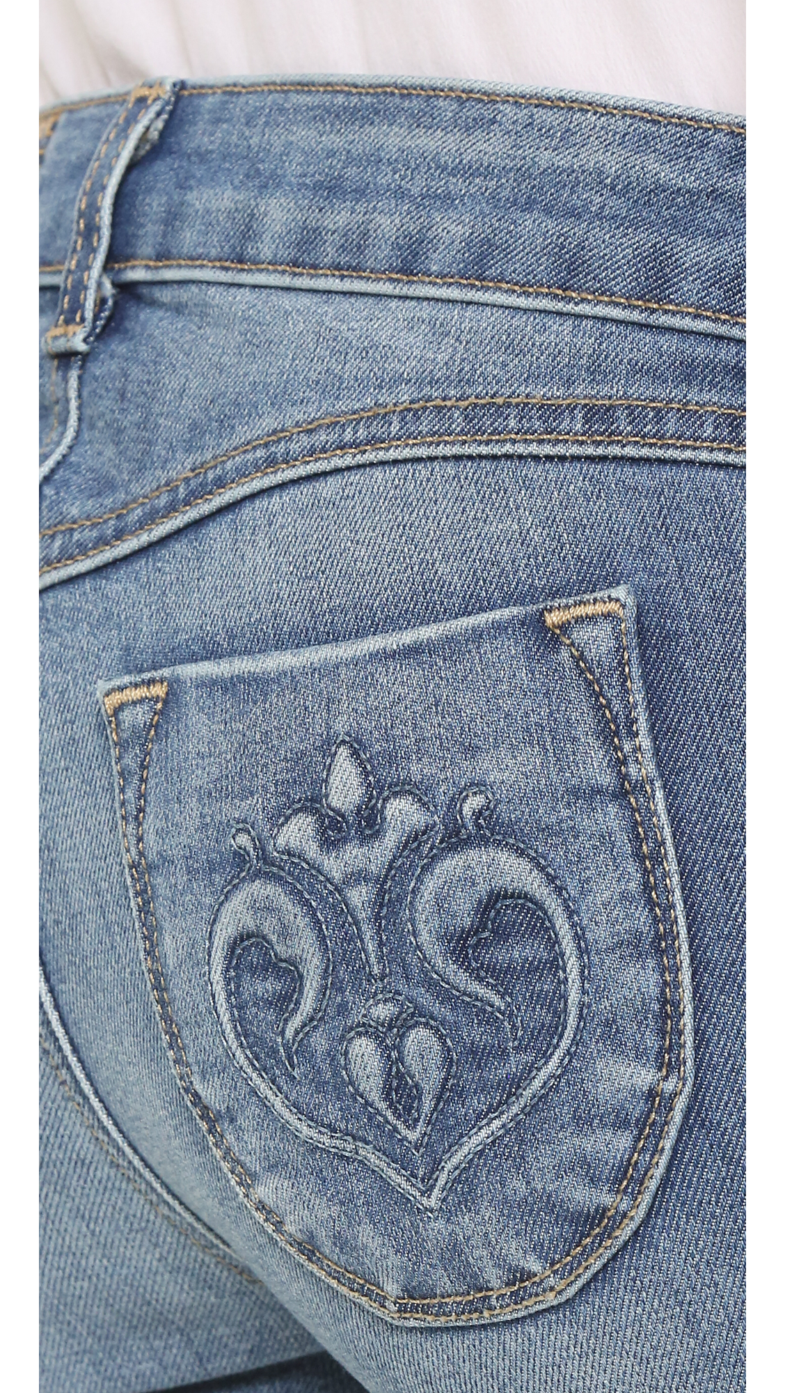 Siwy Denim Hannah Slim Jeans in Blue