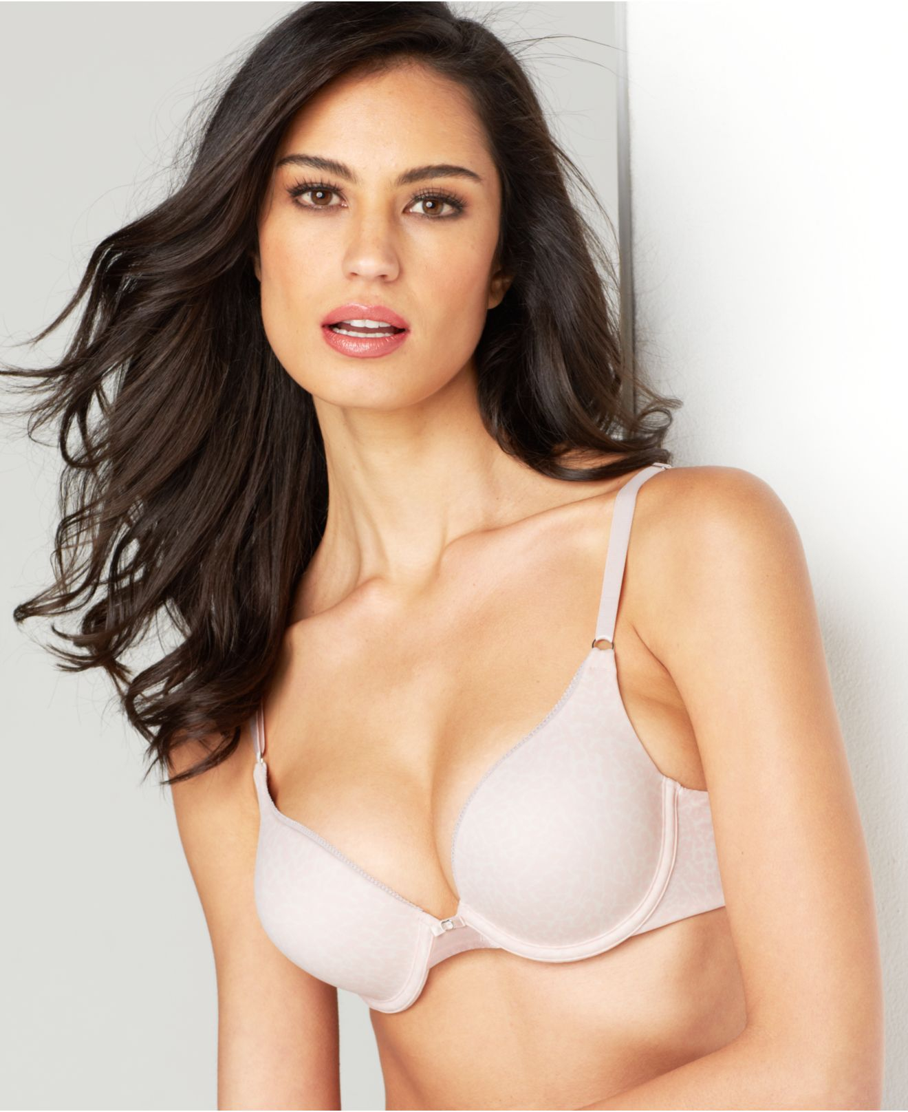 fc45cdec0b Lyst - Lily Of France Extreme Ego Boost Tailored Push Up Bra 2131101 ...