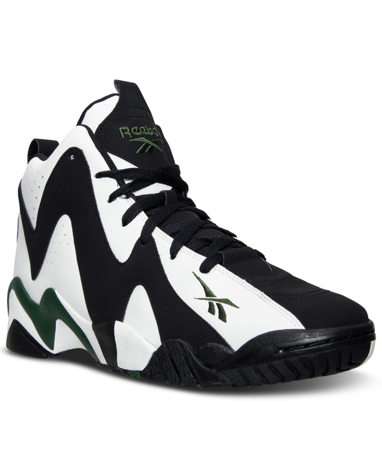 Old School Reebok Basketball Shoes