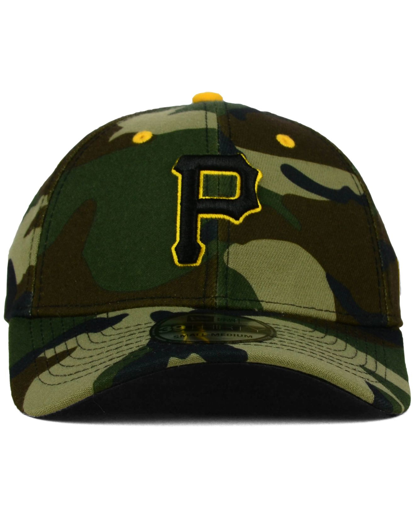 classic fit a62c2 57cca ... ebay lyst ktz pittsburgh pirates camo classic 39thirty cap in green for  men 3a81b 467d6