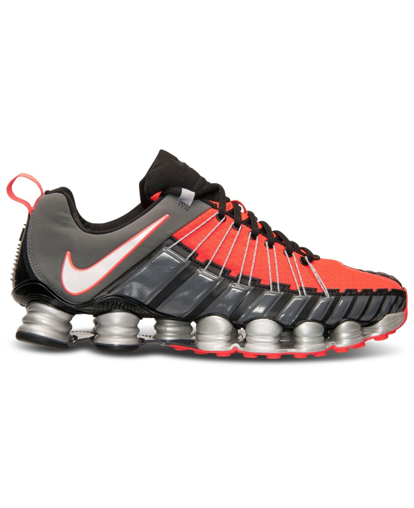 64f1f3c2353393 Lyst - Nike Men s Total Shox Running Sneakers From Finish Line in ...