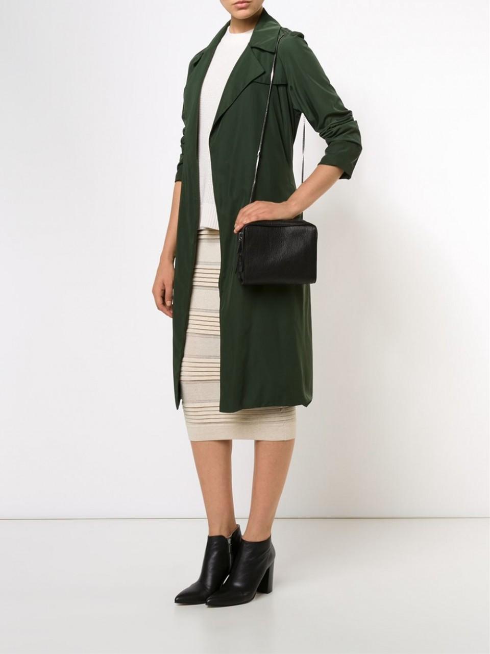 3.1 Phillip Lim Soleil Mini Crossbody Bag in Black