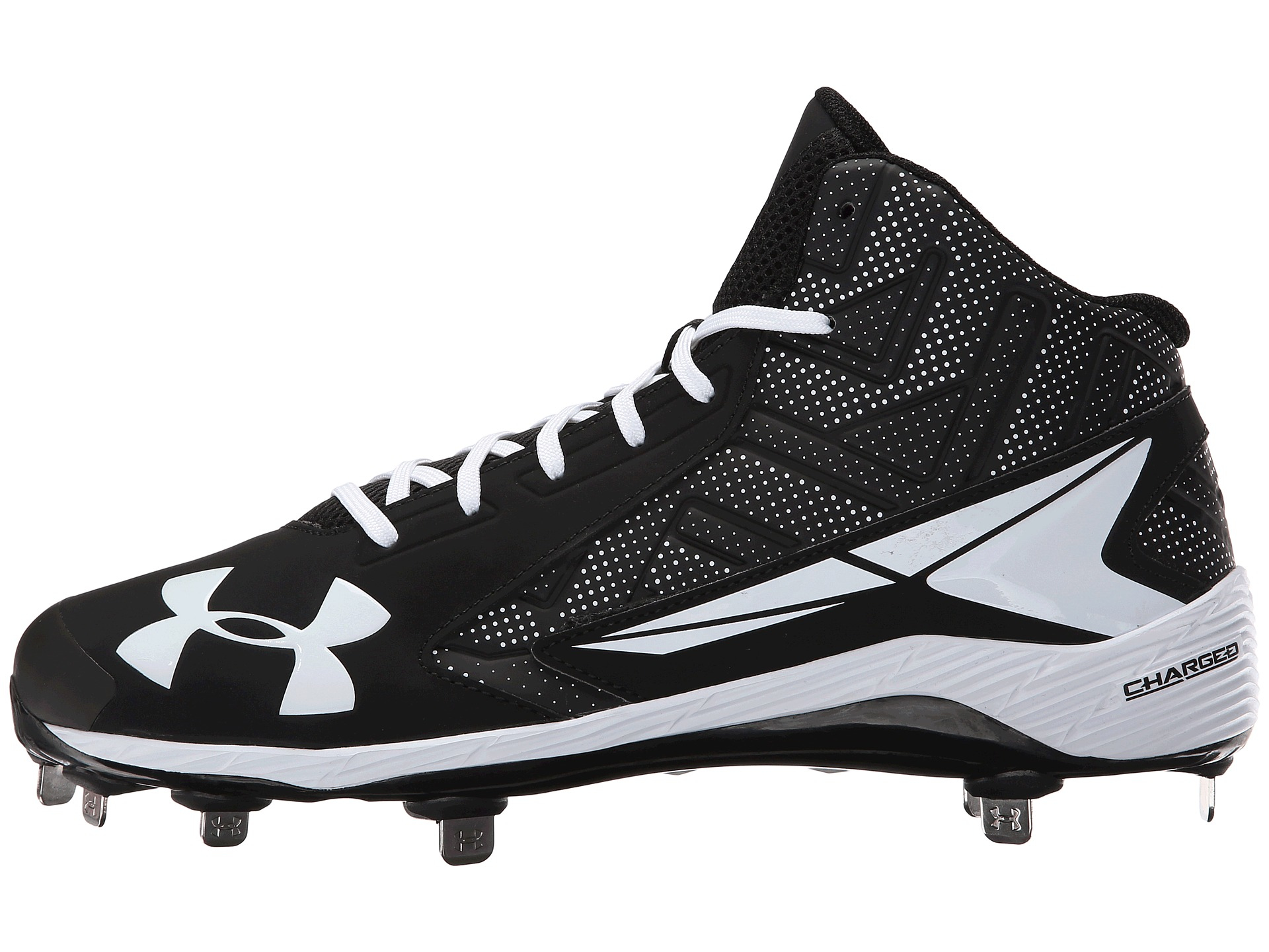 Lyst - Under Armour Ua Yard Mid St in Black for Men 89a808c4796