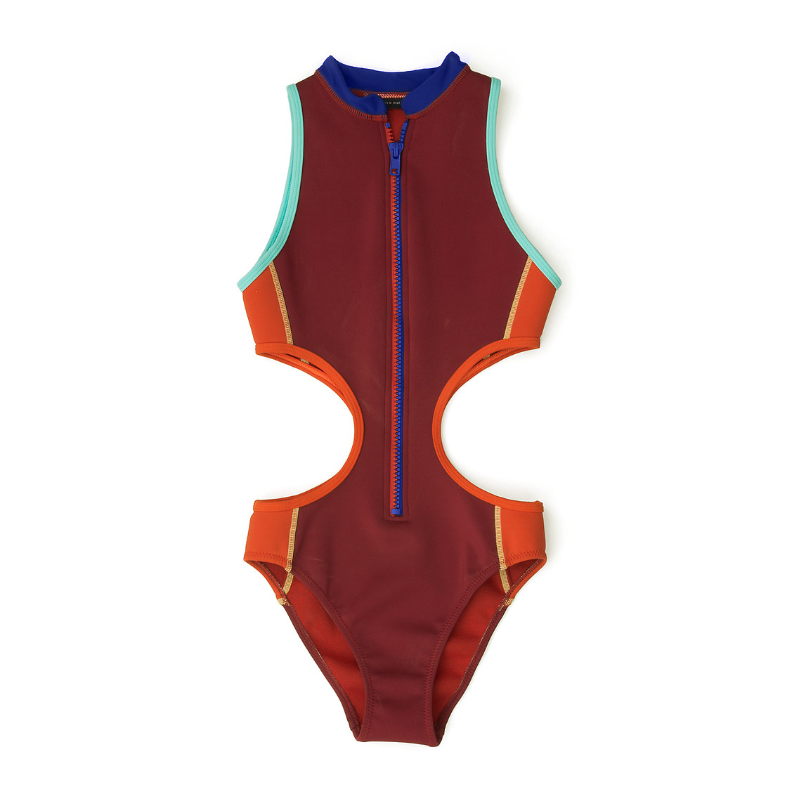Tommy Hilfiger Hilfiger Collection Neoprene Swimsuit In